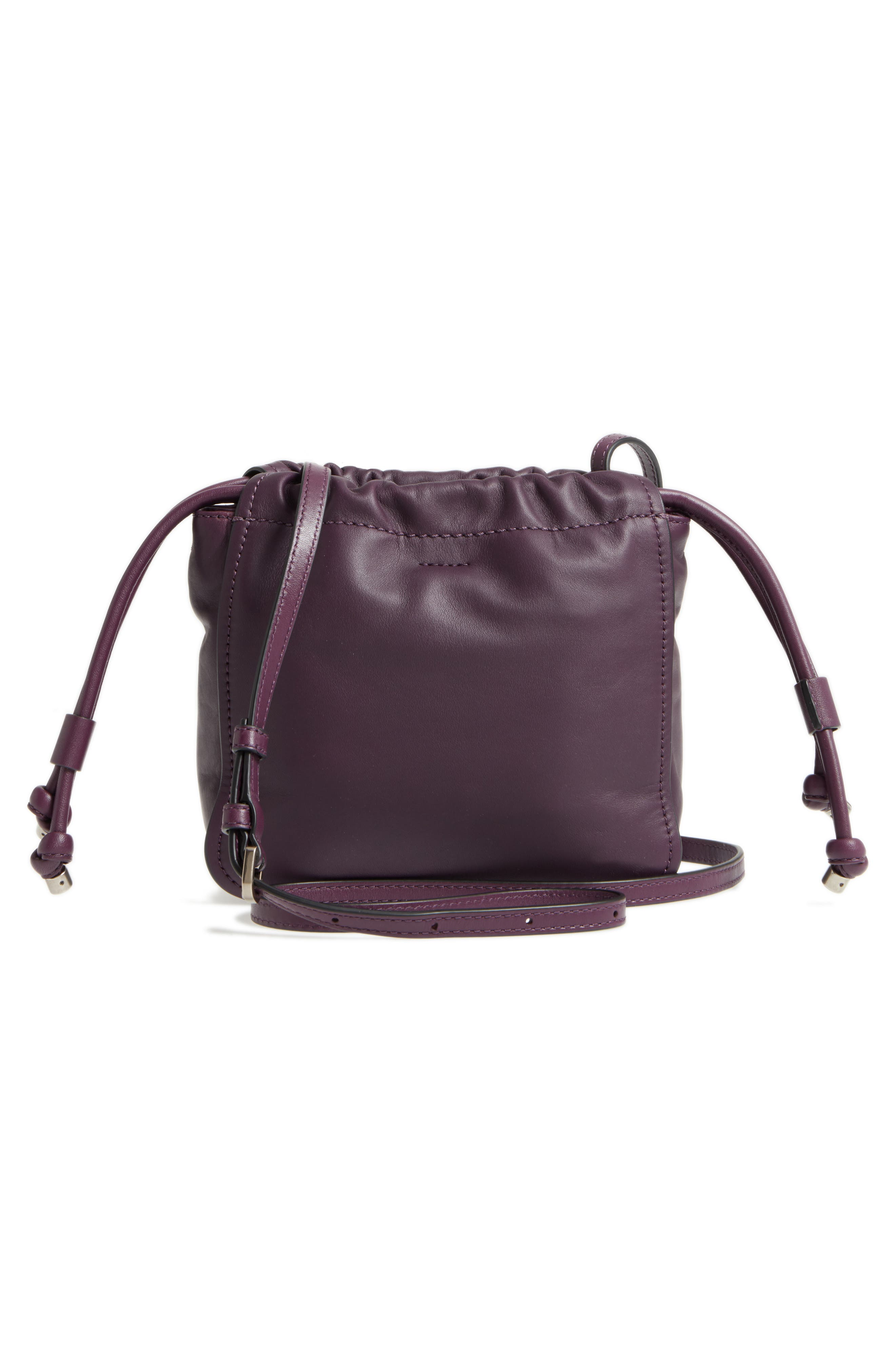 Alternate Image 2  - MARC JACOBS Tied Up Leather Crossbody Bag