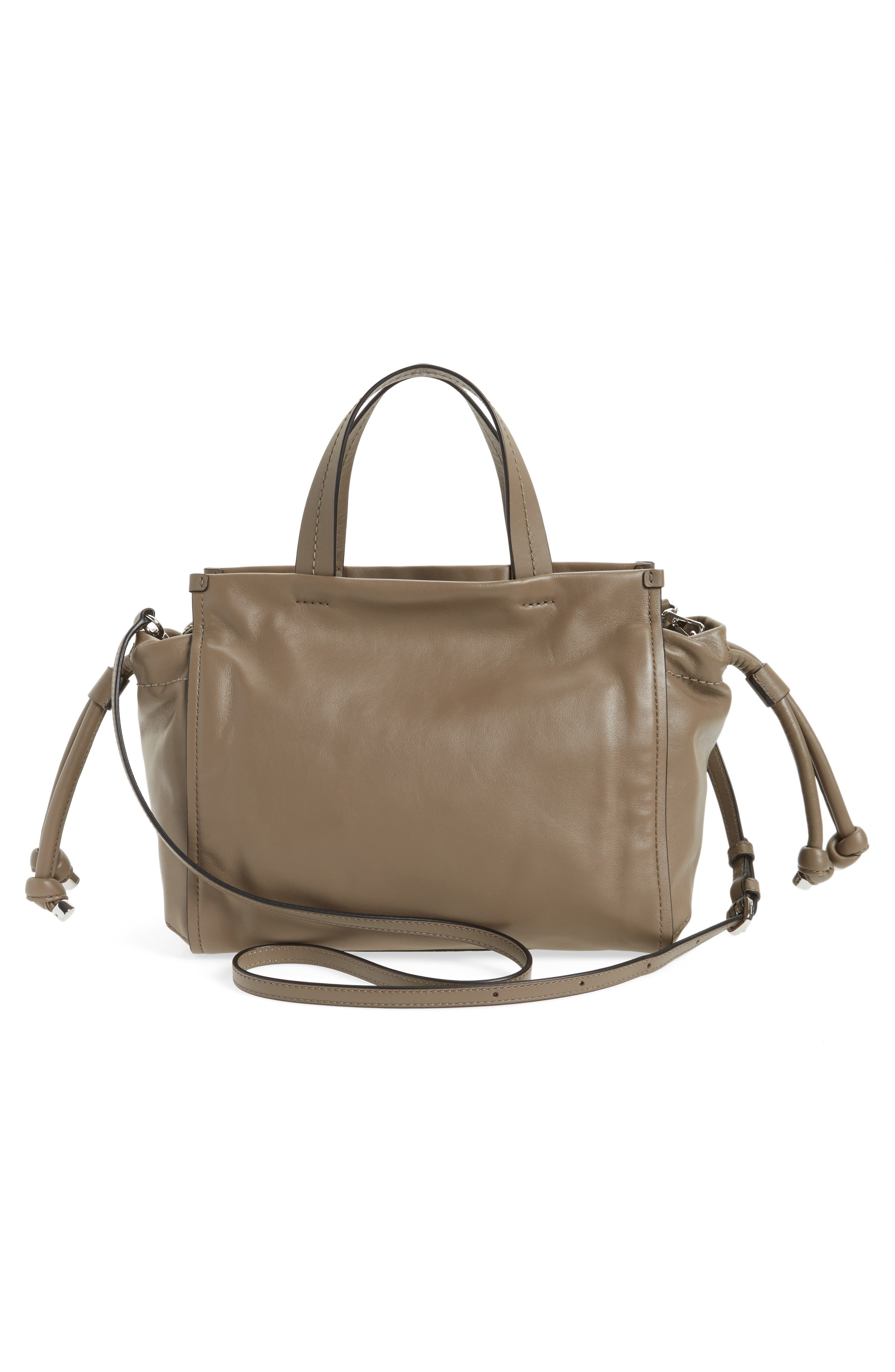 Alternate Image 2  - MARC JACOBS Tied Up Leather Shoulder/Crossbody Tote