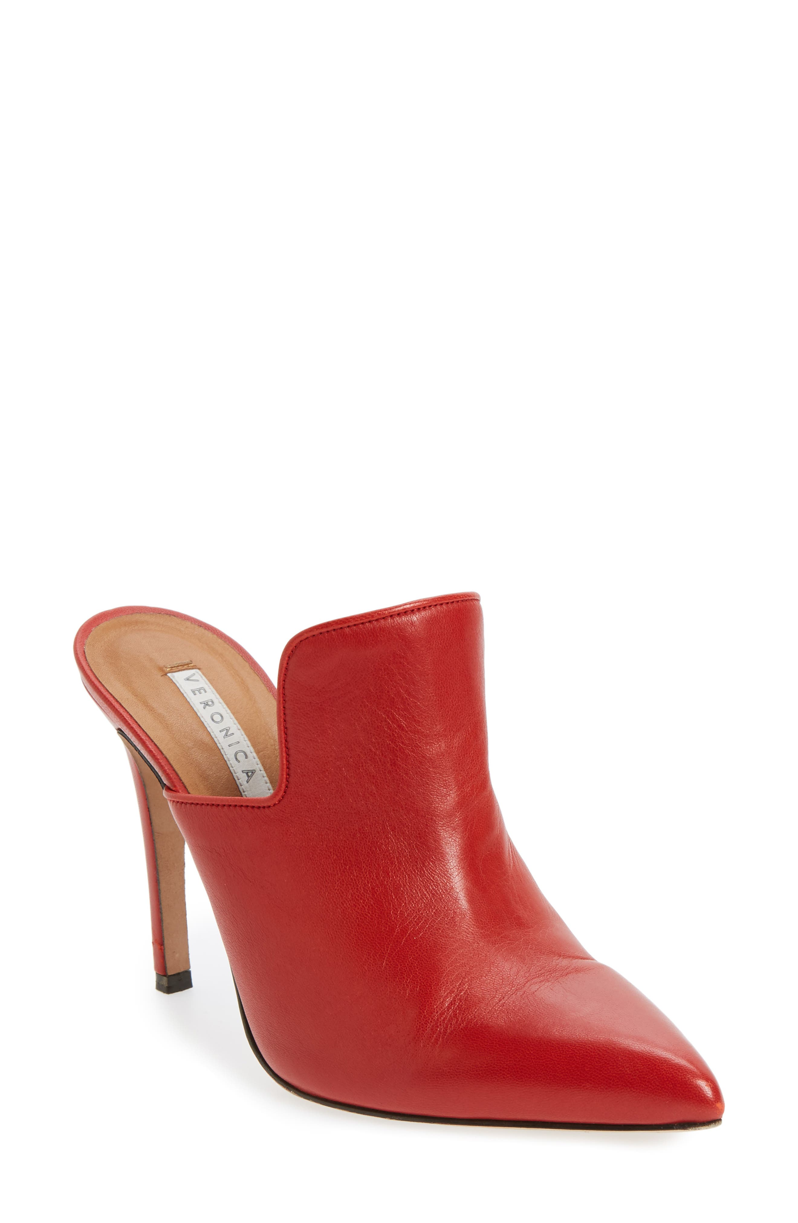 Veronica Beard Penn Pointy Toe Mule (Women)
