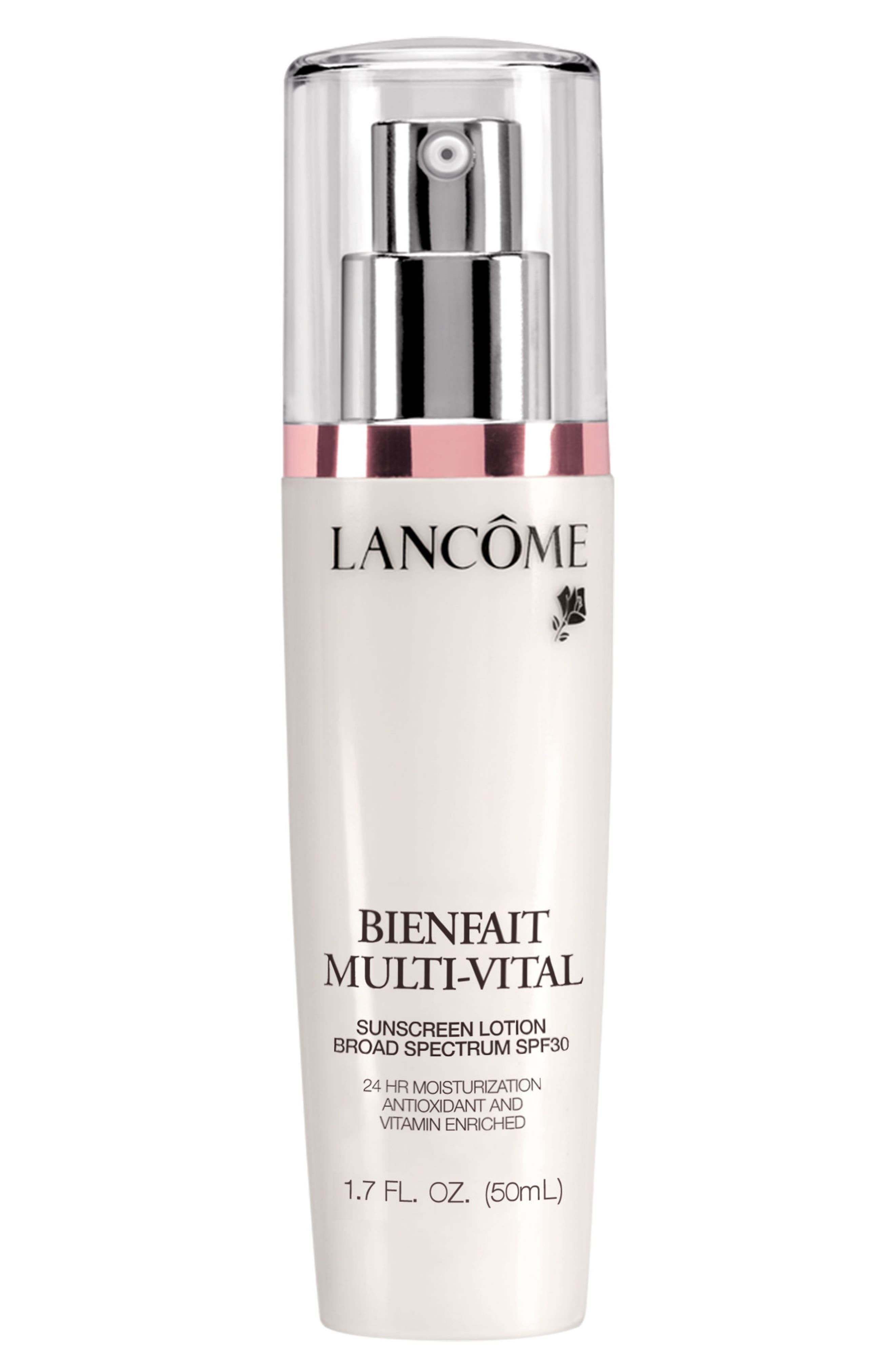 Main Image - Lancôme 'Bienfait Multi-Vital' SPF 30 Sunscreen