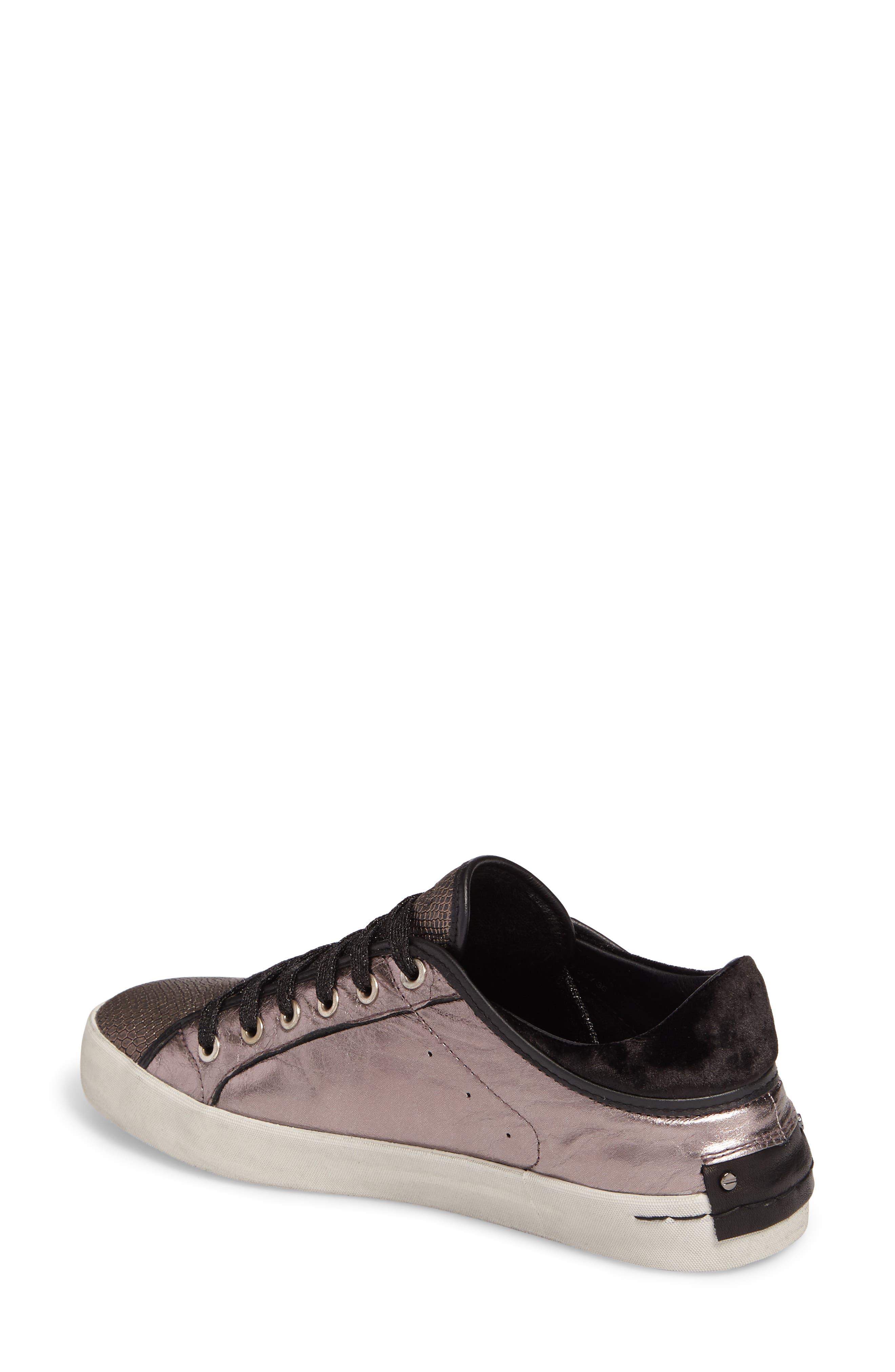 Faith Sneaker,                             Alternate thumbnail 2, color,                             Silver - 23