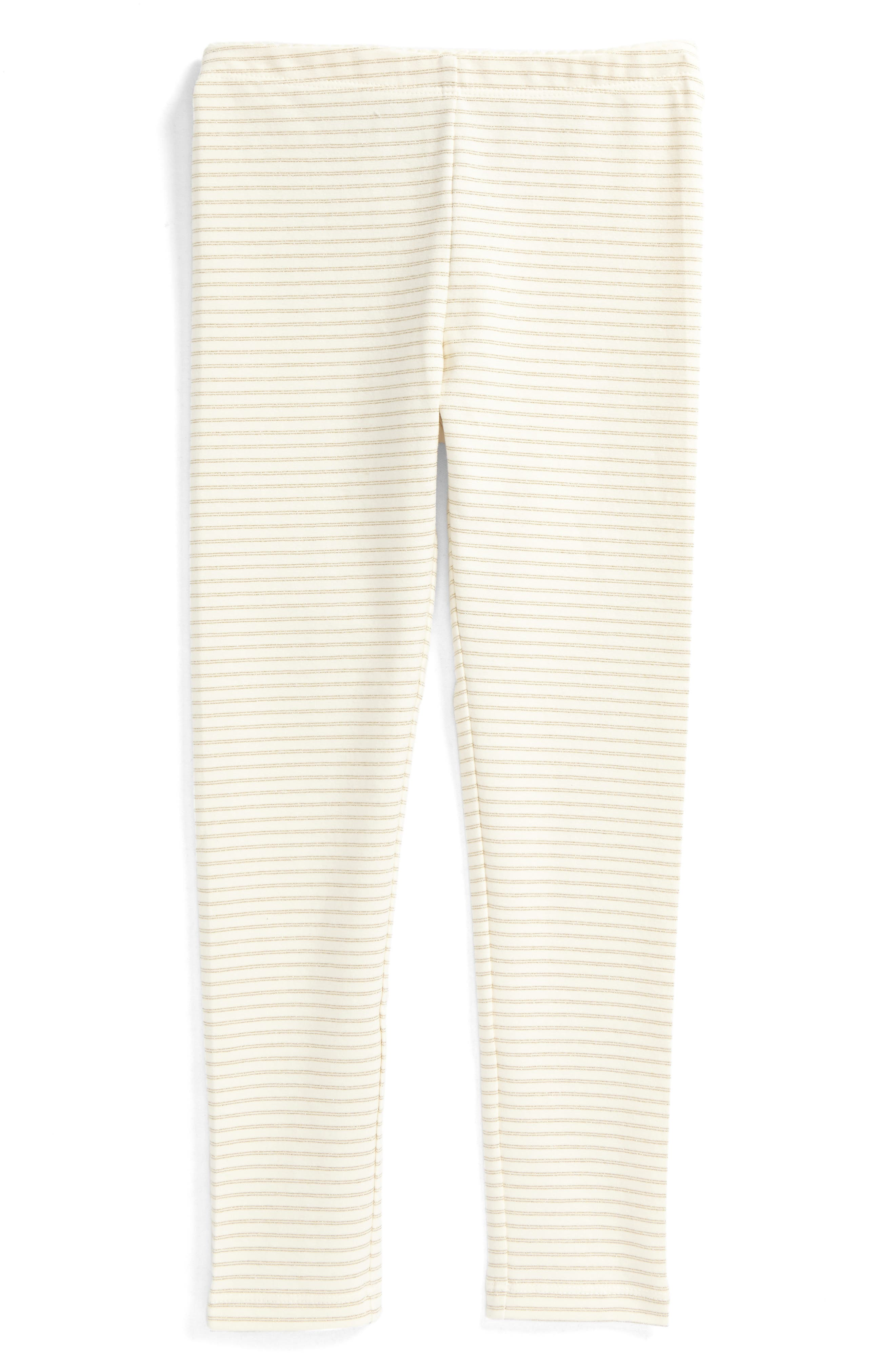 Tea Collection Sparkle Stripe Leggings (Toddler Girls, Little Girls & Big Girls)