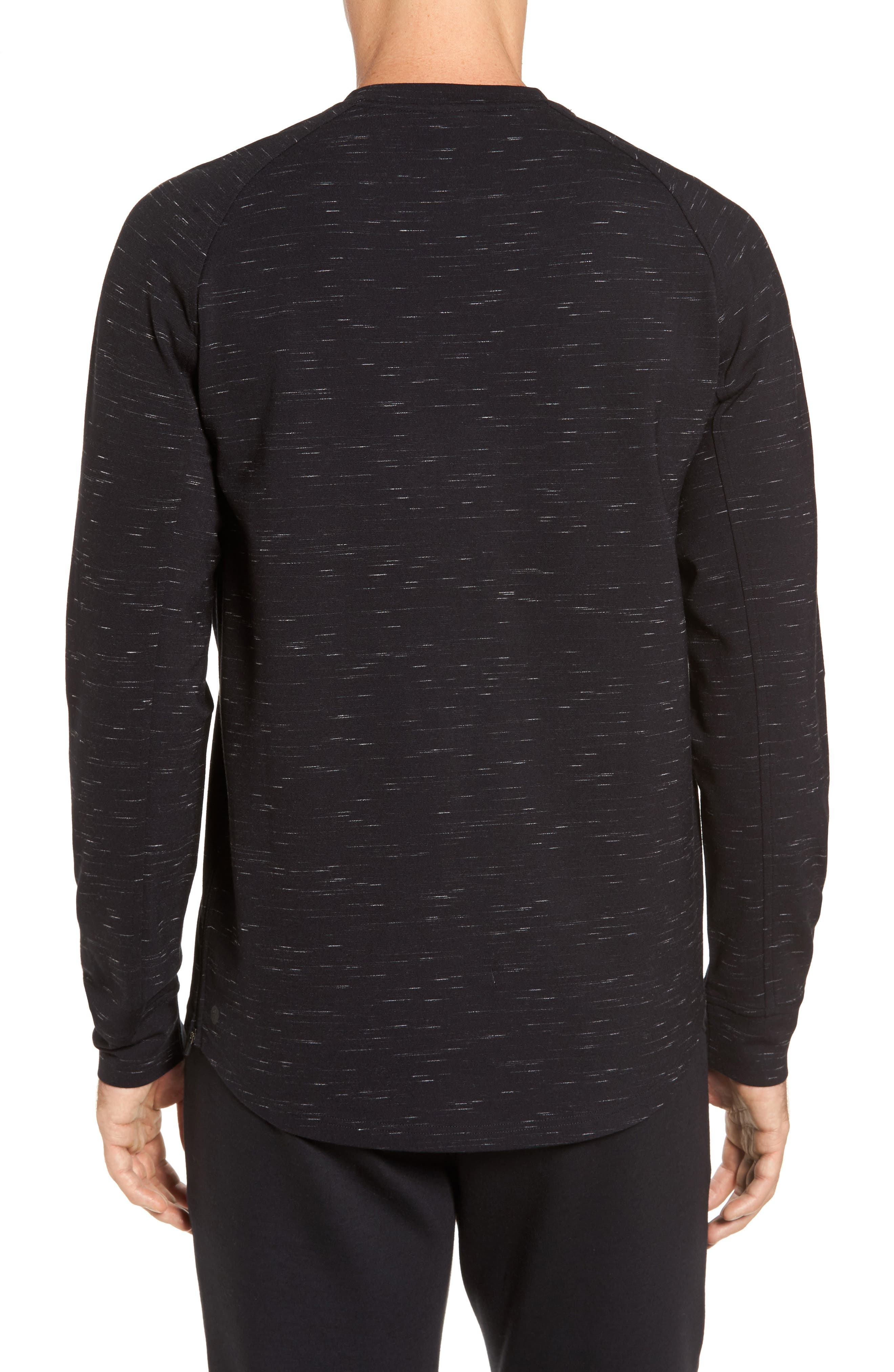 Alternate Image 2  - Smartwool Merino 250 Base Layer Pattern Crewneck T-Shirt