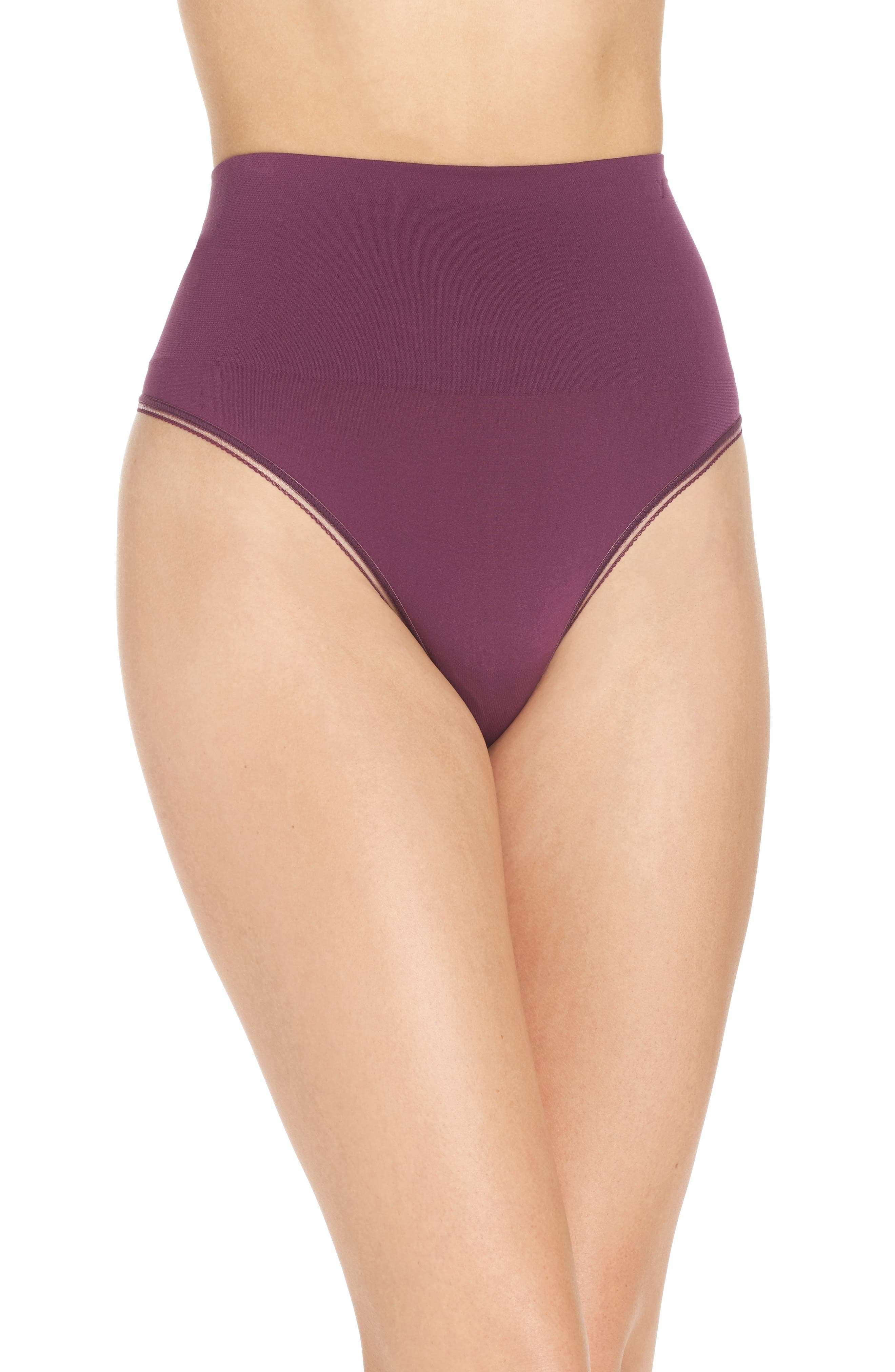 Main Image - Yummie Ultralight Seamless Shaping Thong (2 for $30)