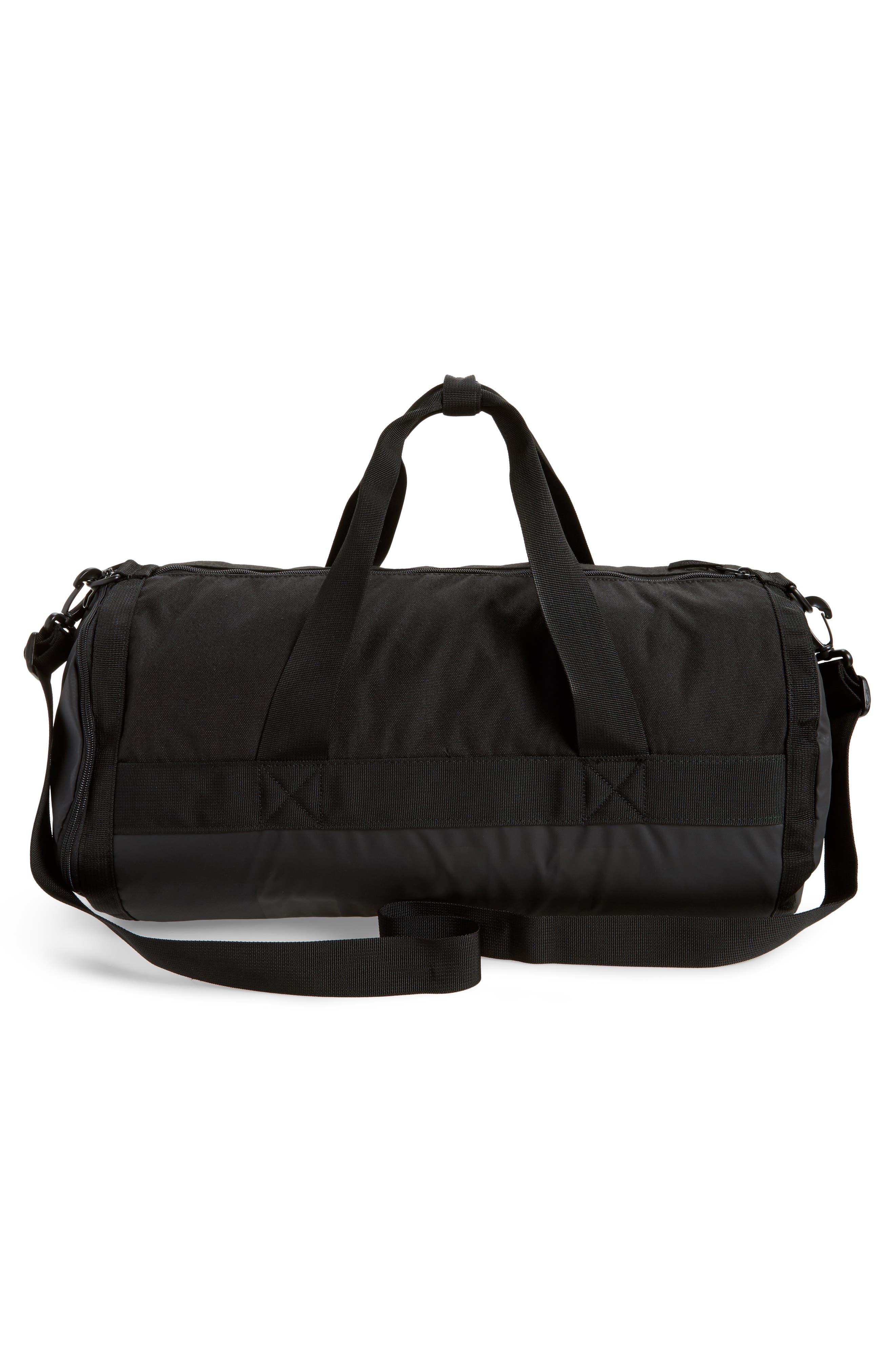 Originals Court Duffel Bag,                             Alternate thumbnail 3, color,                             Black