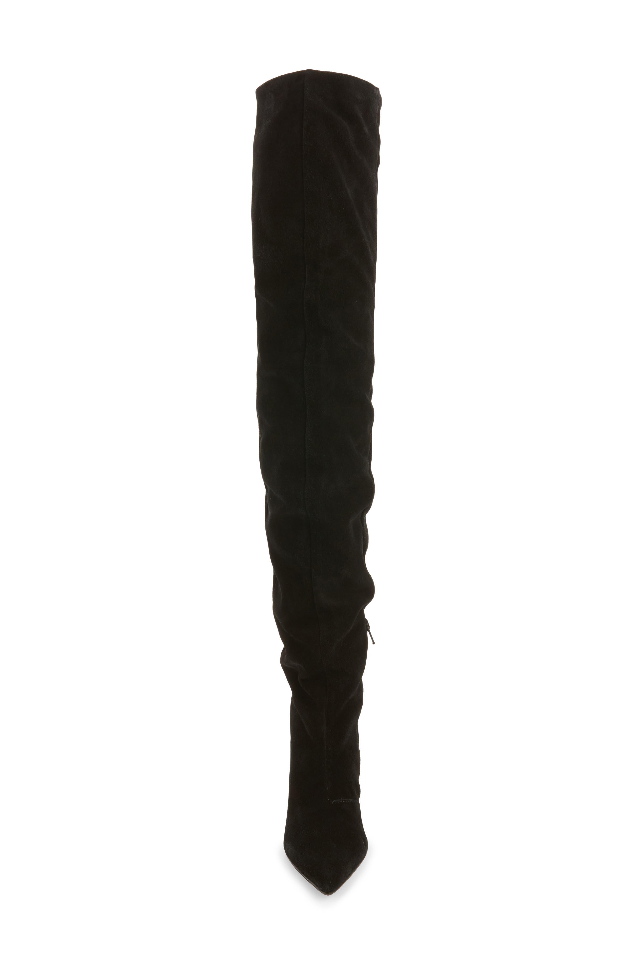 Alternate Image 4  - Topshop Boxer Thigh High Boots (Women)
