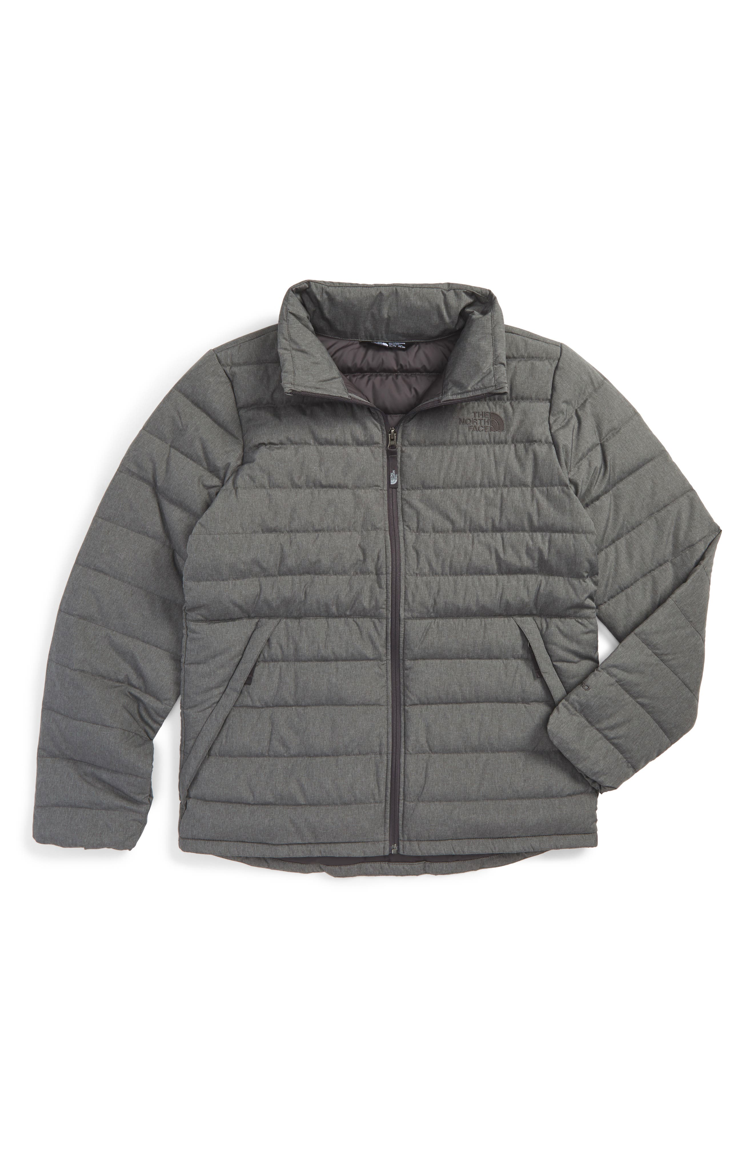 Main Image - The North Face Aconcagua 550-Fill Power Down Jacket (Big Boys)