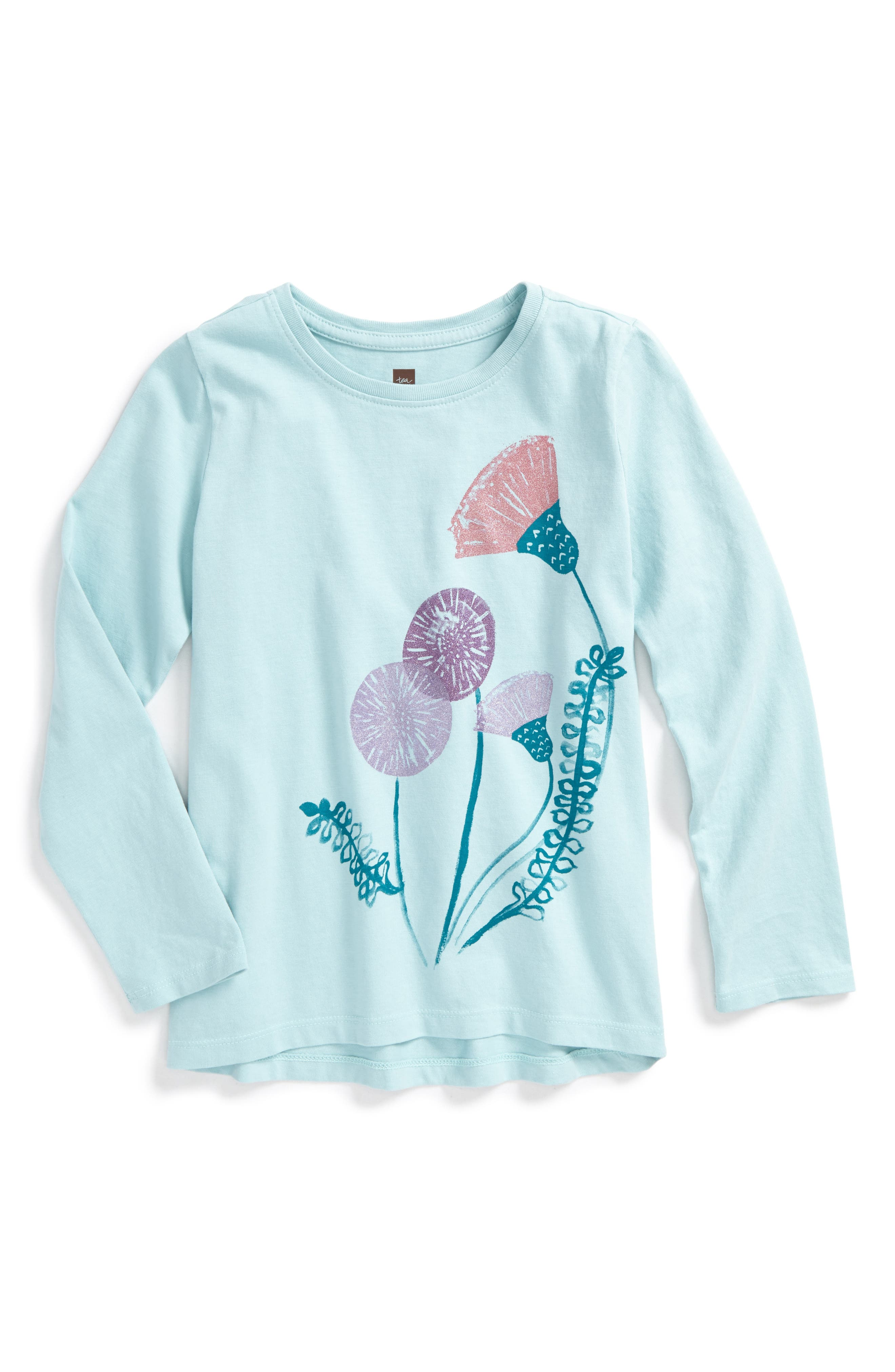 Thistle Tee,                         Main,                         color, Canal Blue