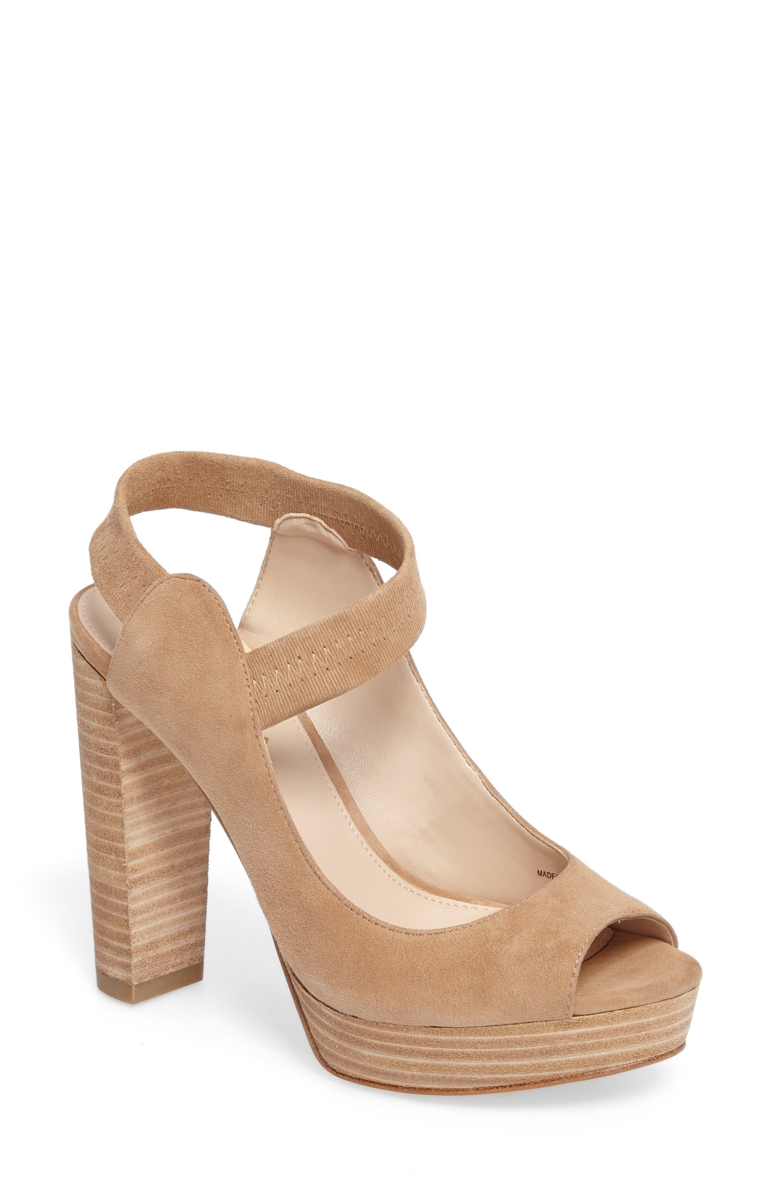 Alternate Image 1 Selected - Pelle Moda Penelope Sandal (Women)