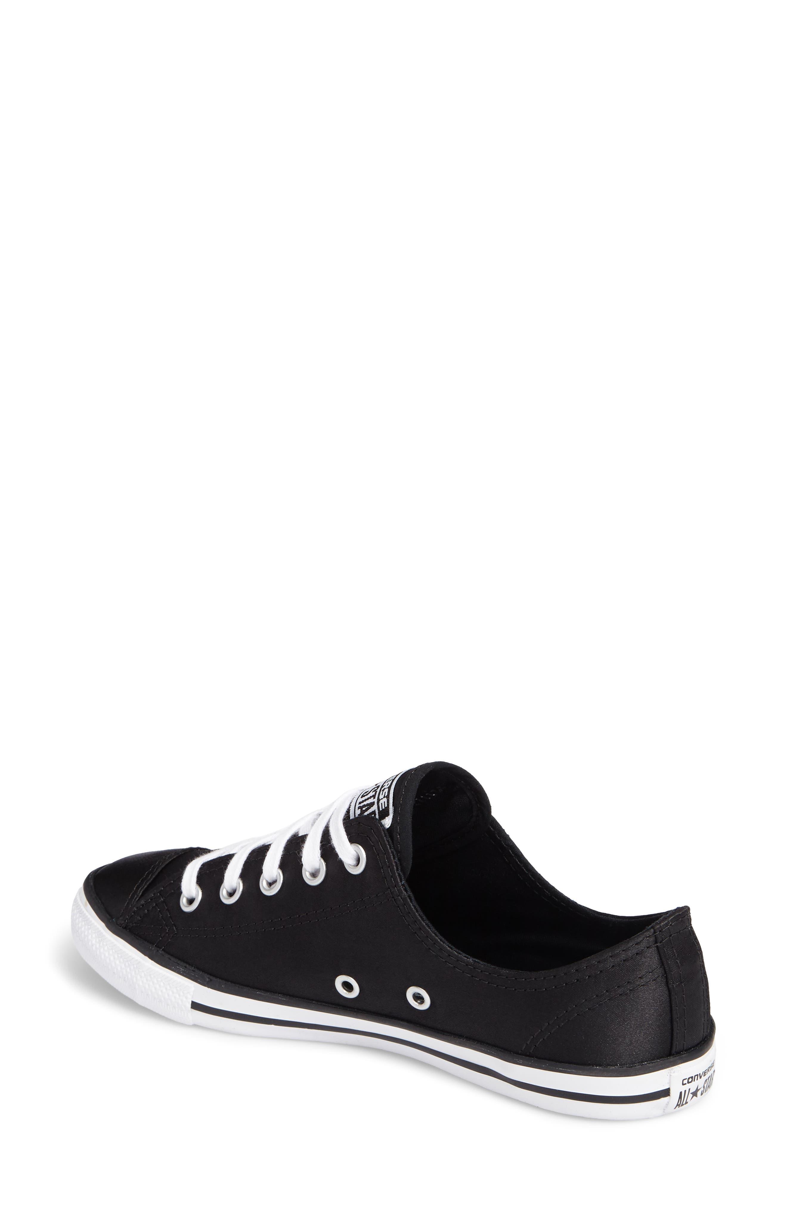Alternate Image 2  - Converse Chuck Taylor® All Star® 'Dainty' Low Top Sneaker (Women)