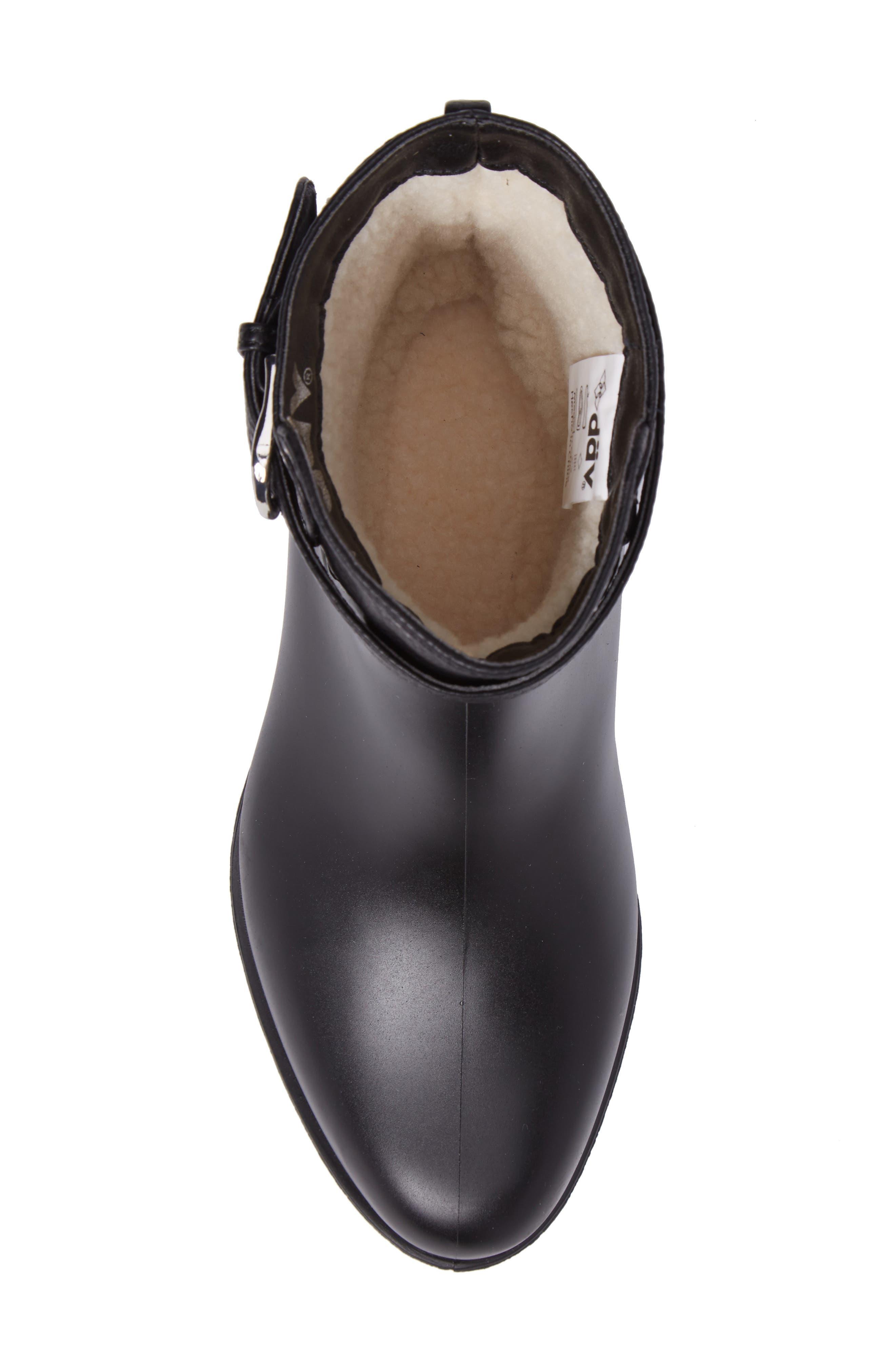 Alternate Image 5  - däv Bowie Faux Water Resistant Mid Boot (Women)