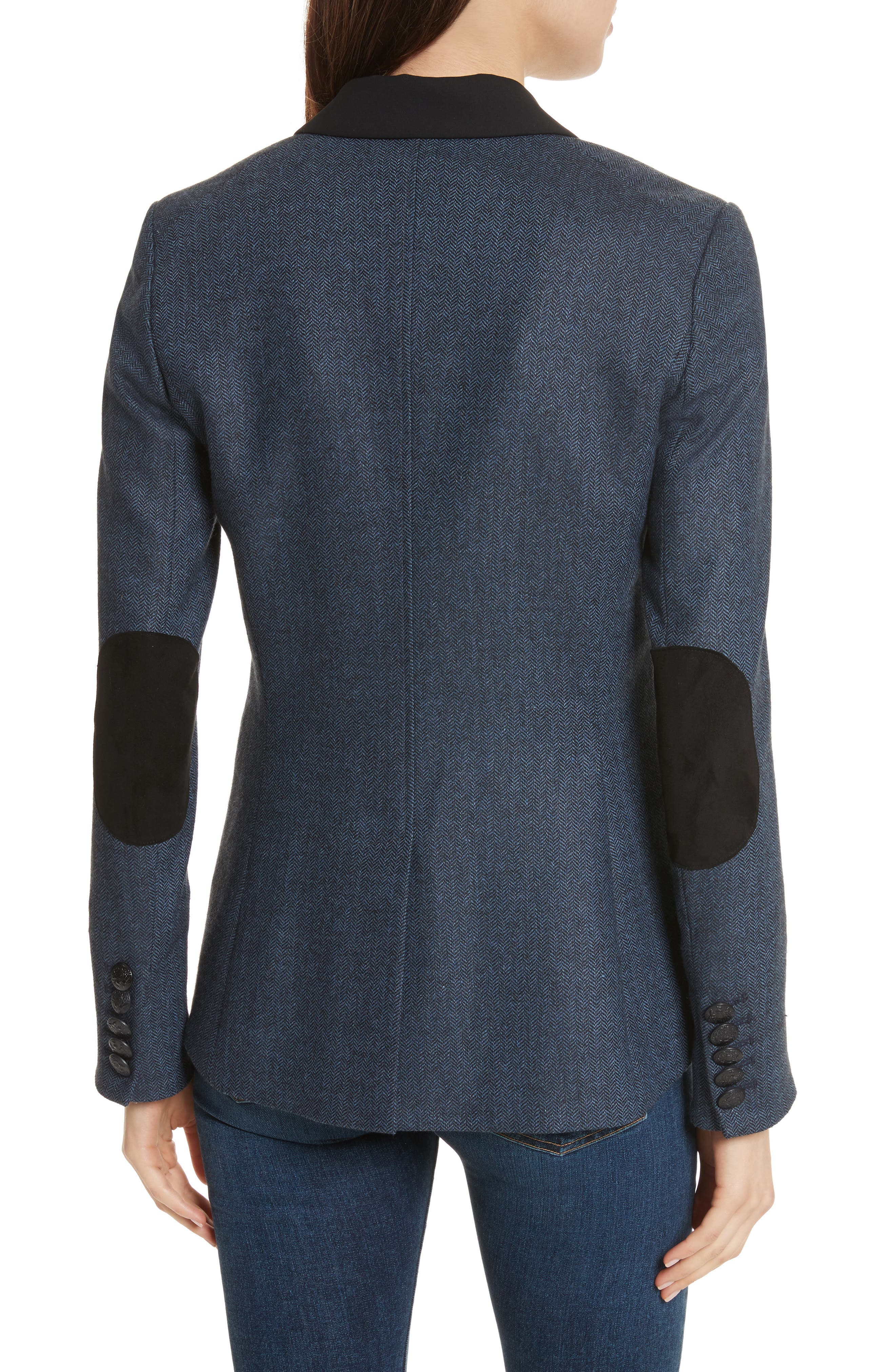 Hudson Jacket,                             Alternate thumbnail 2, color,                             Blue
