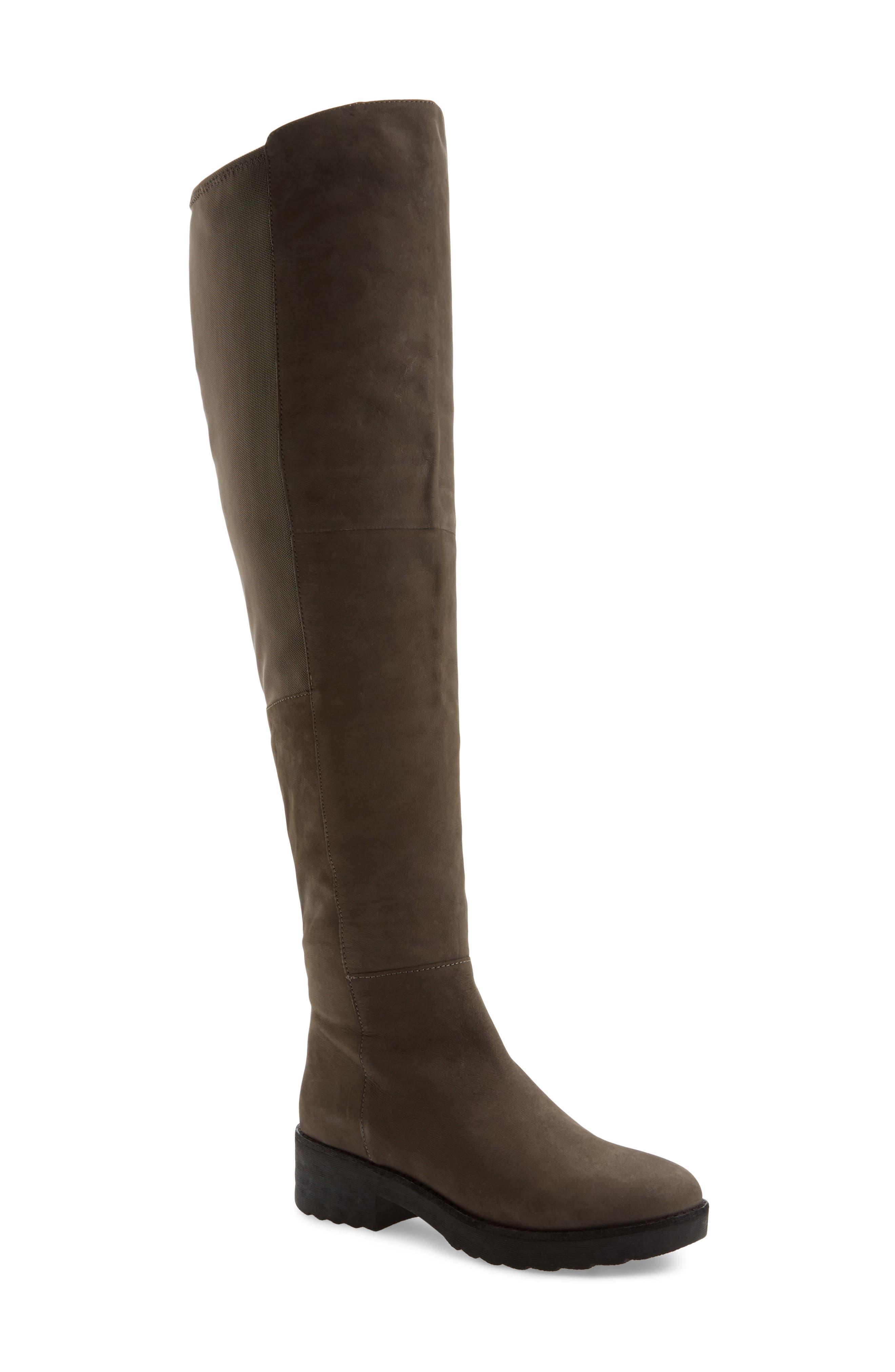 Eileen Fisher Loft Over the Knee Boot (Women)