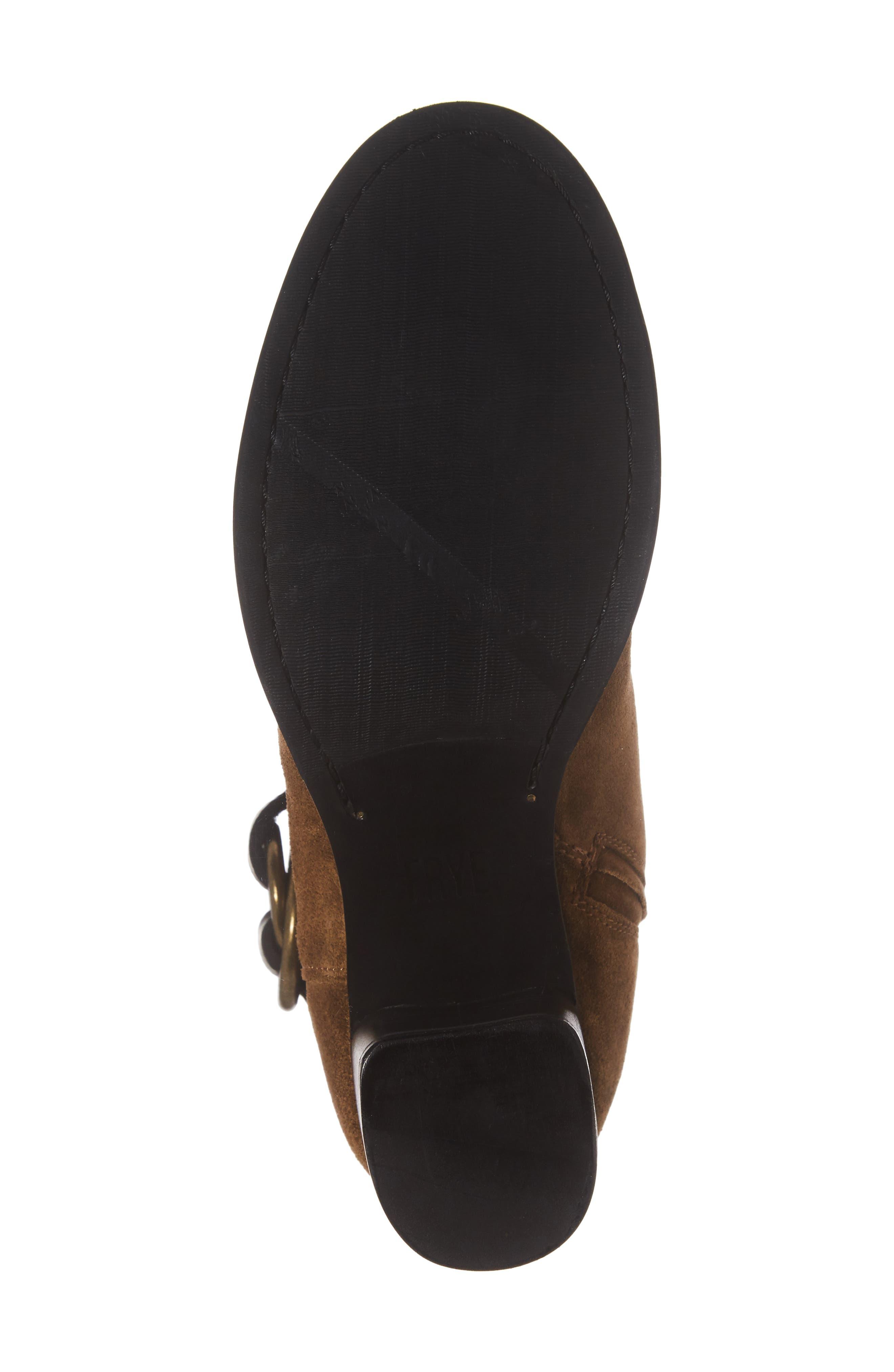 Alternate Image 6  - Frye Addie Harness Boot (Women)