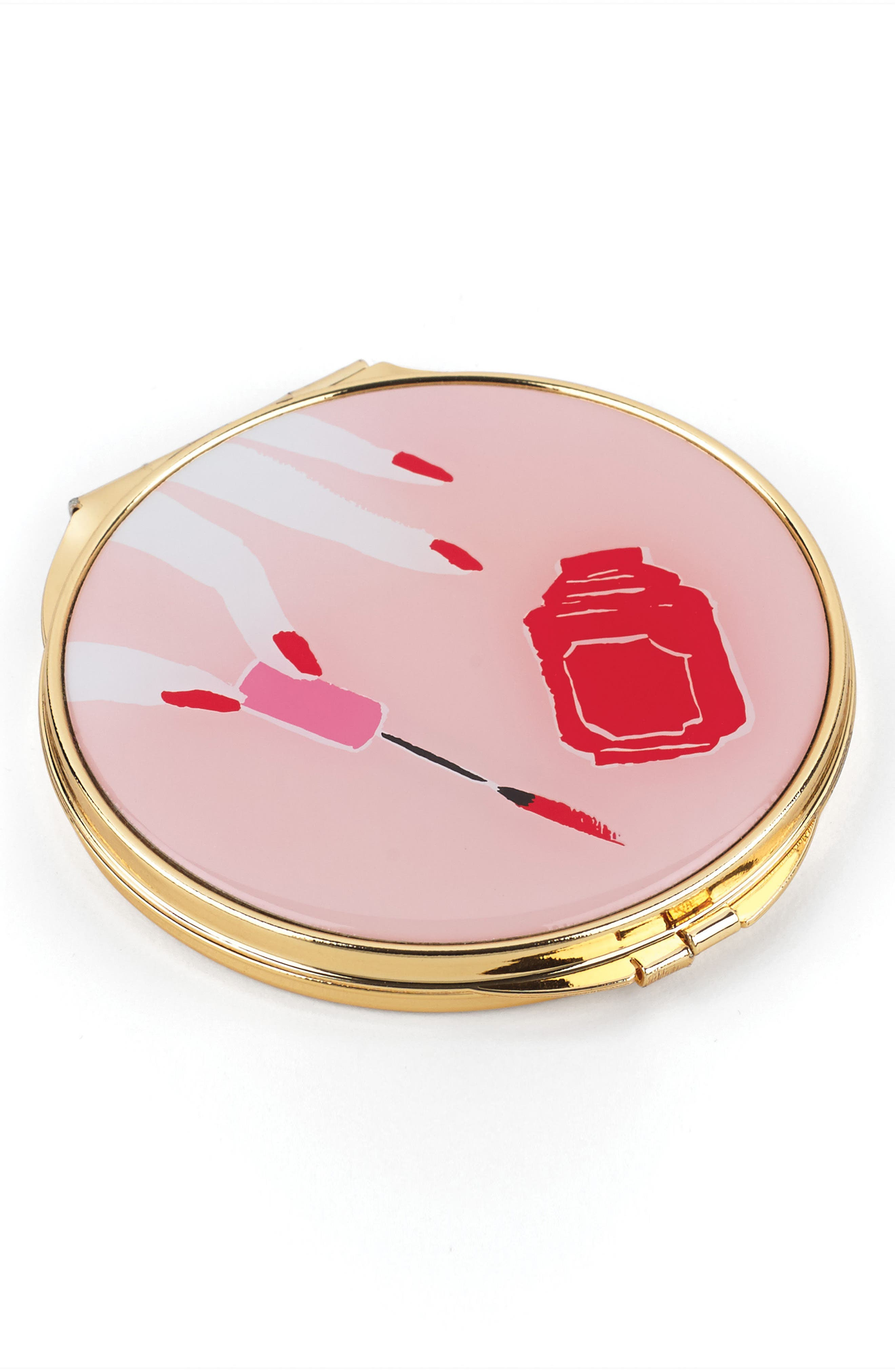 Alternate Image 1 Selected - kate spade new york boudoir chic compact