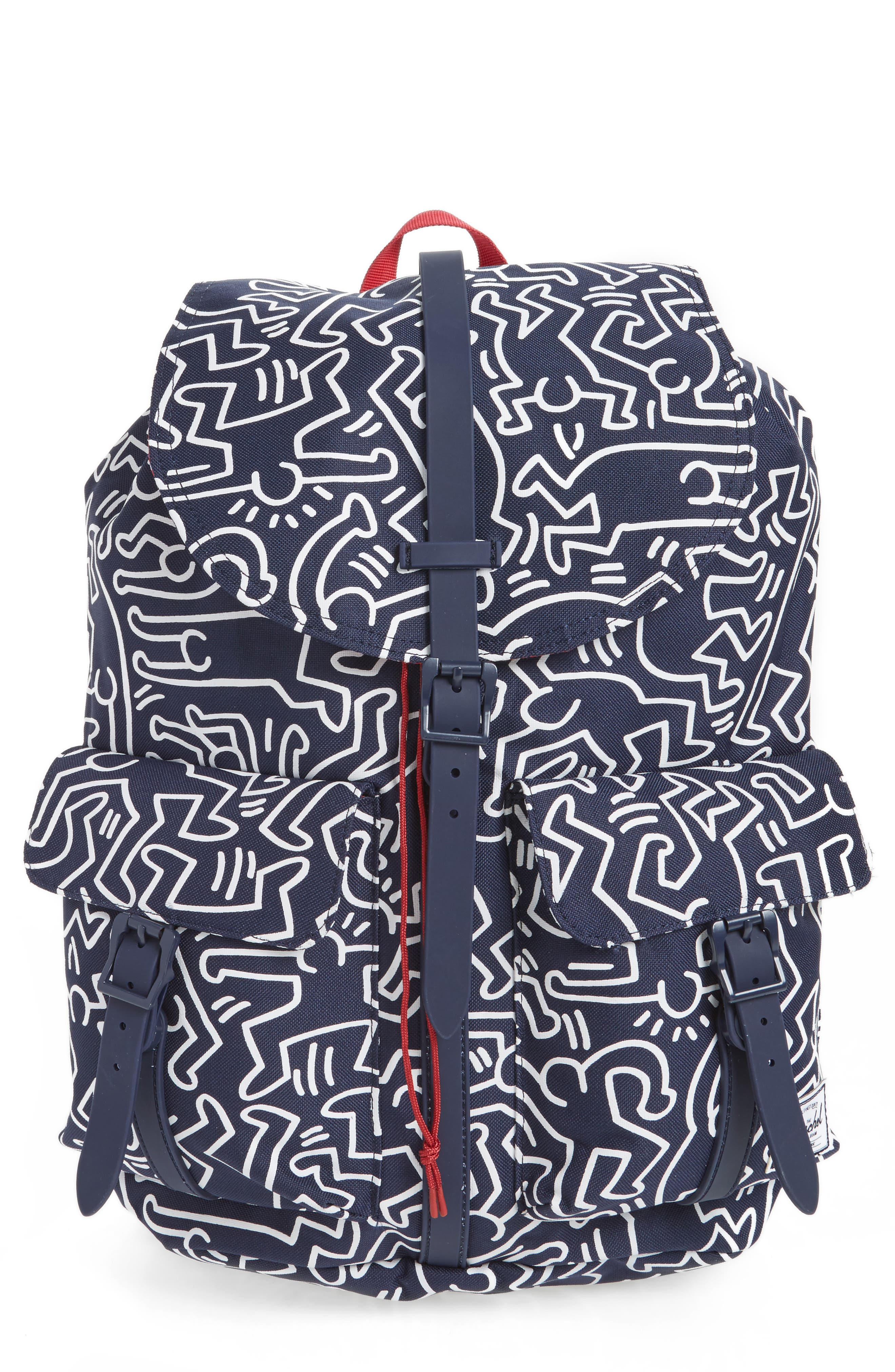 Herschel Supply Co. Dawson Keith Haring Backpack