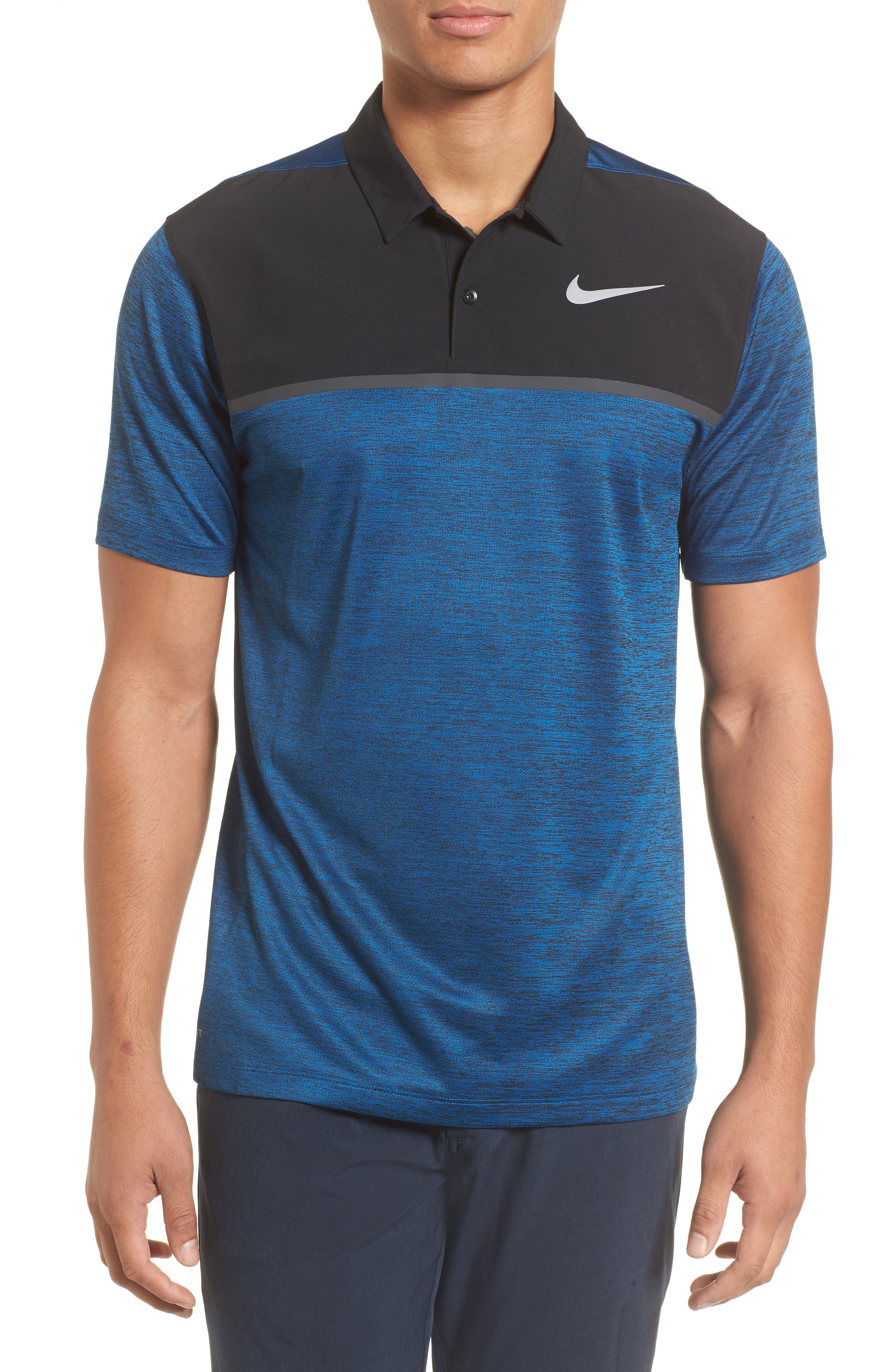 Nike Dry Colorblock Golf Polo