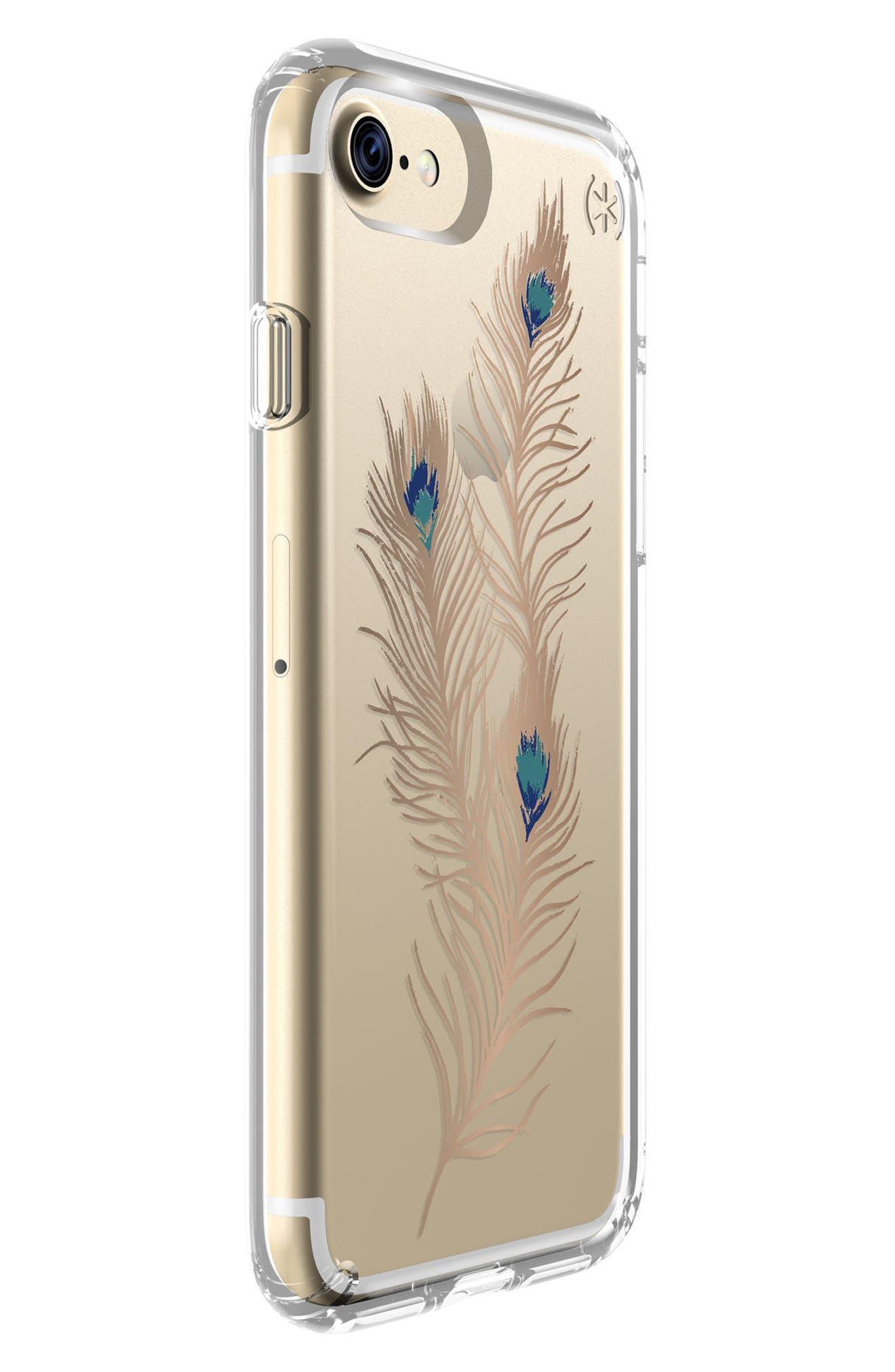Main Image - Speck Presidio Clear iPhone 6/6s/7/8 Case