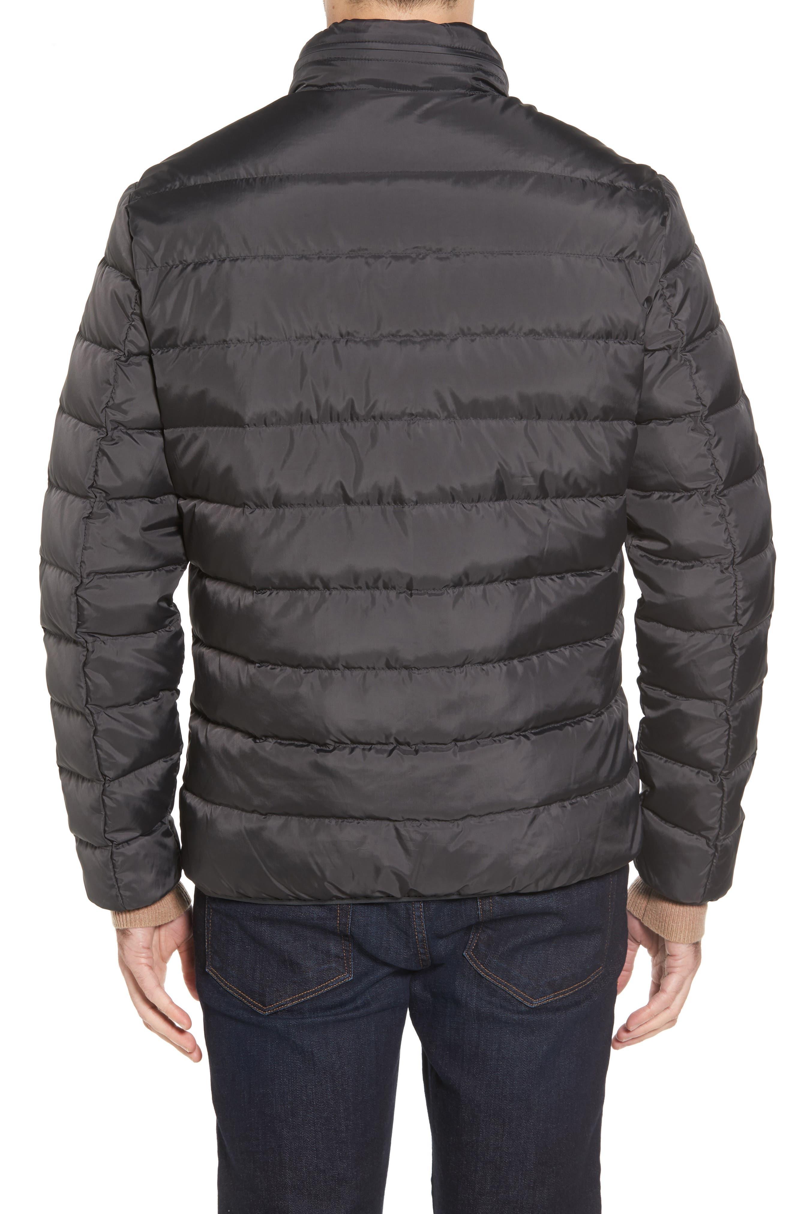 Alternate Image 2  - Cole Haan Packable Down Jacket
