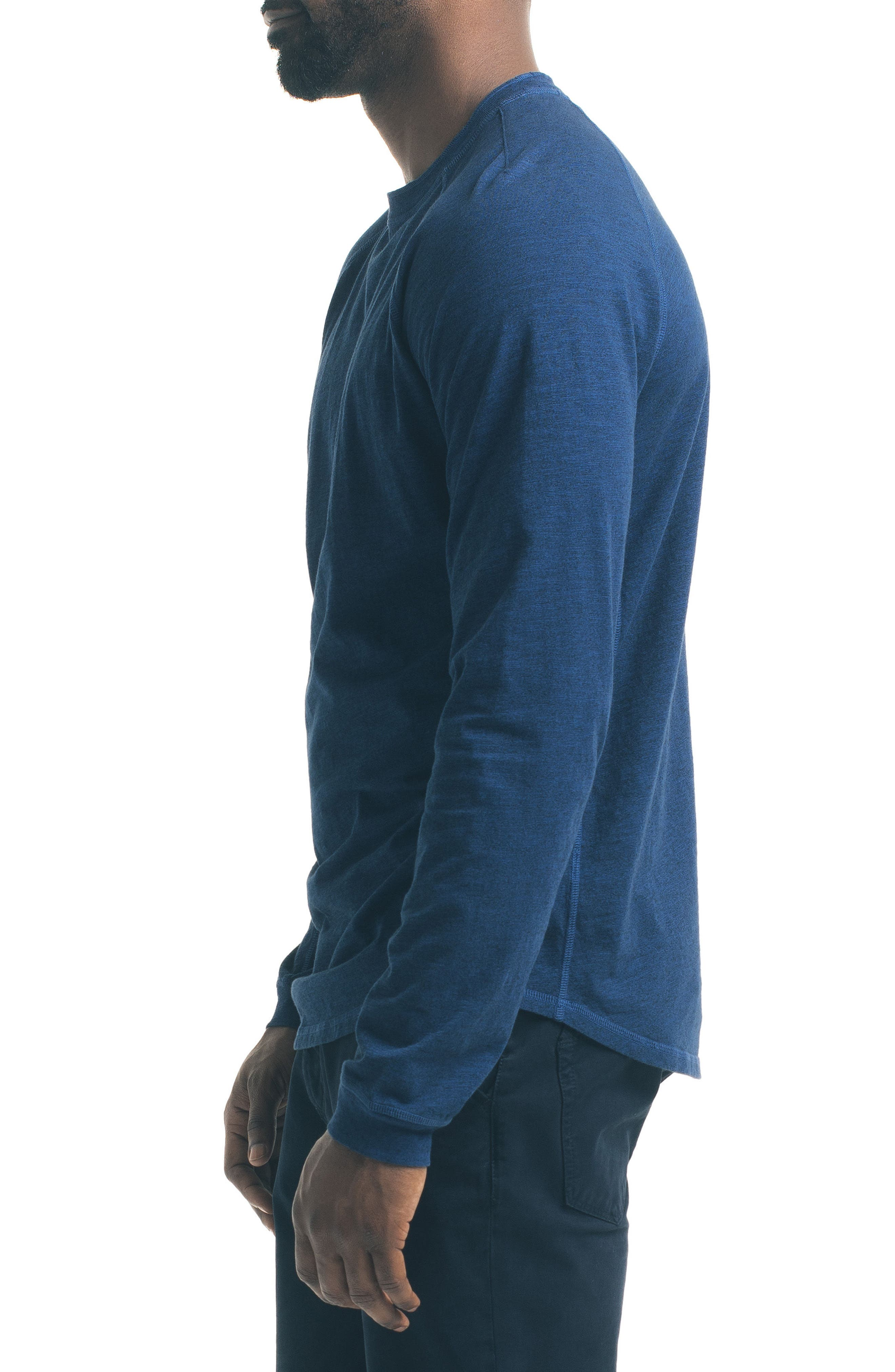 Alternate Image 3  - Good Man Brand Raglan Sleeve T-Shirt