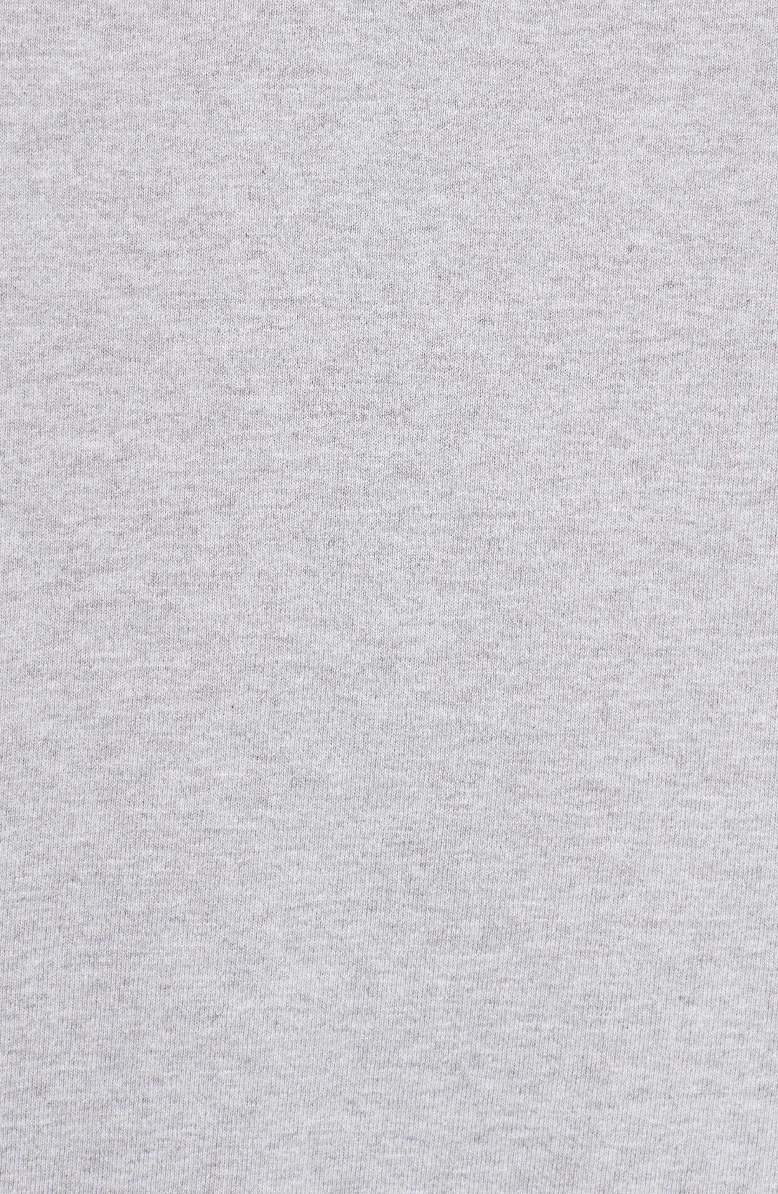 Graphic T-Shirt,                             Alternate thumbnail 5, color,                             Dove Grey