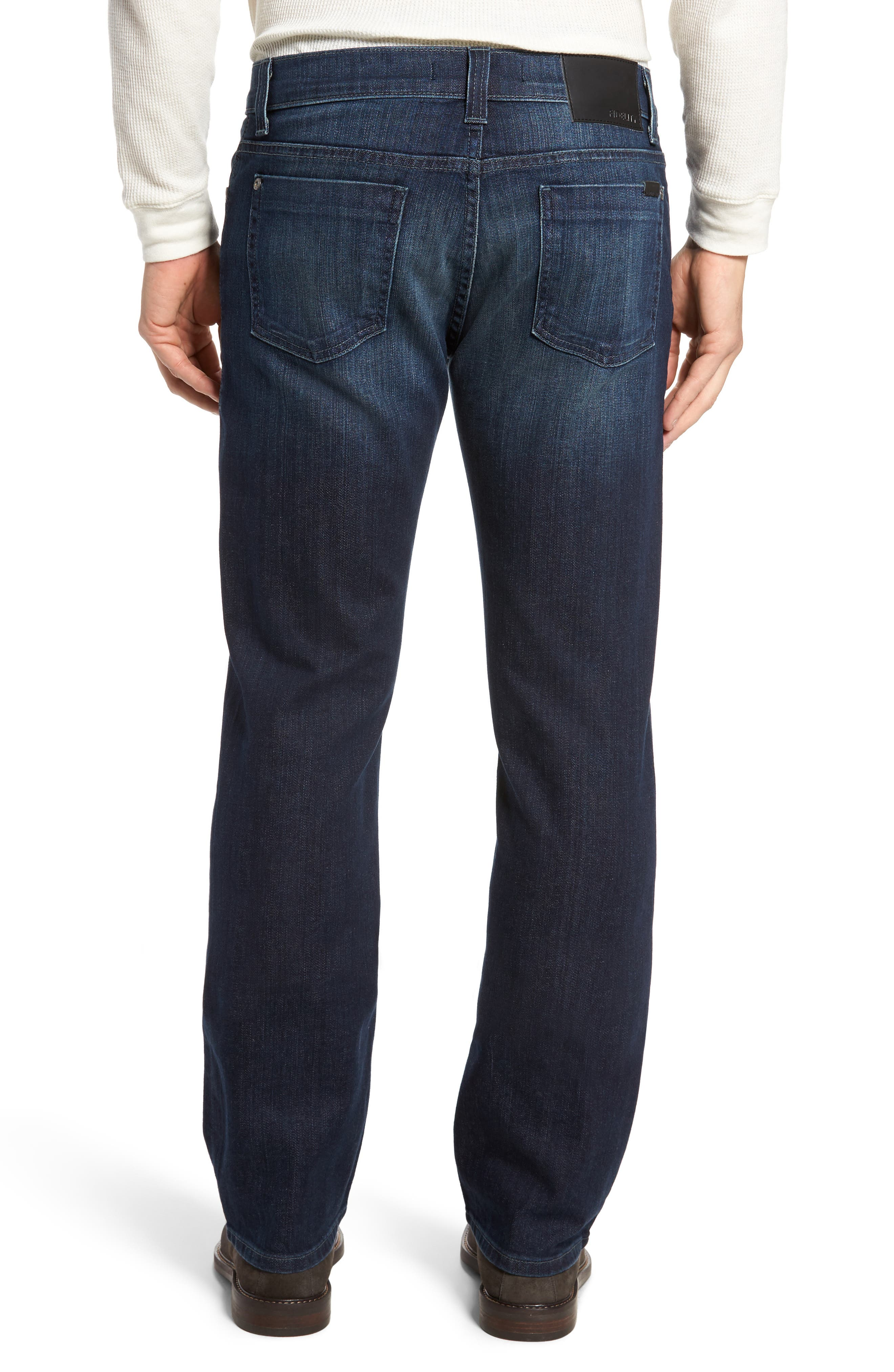 50-11 Relaxed Fit Jeans,                             Alternate thumbnail 2, color,                             Militia Blue