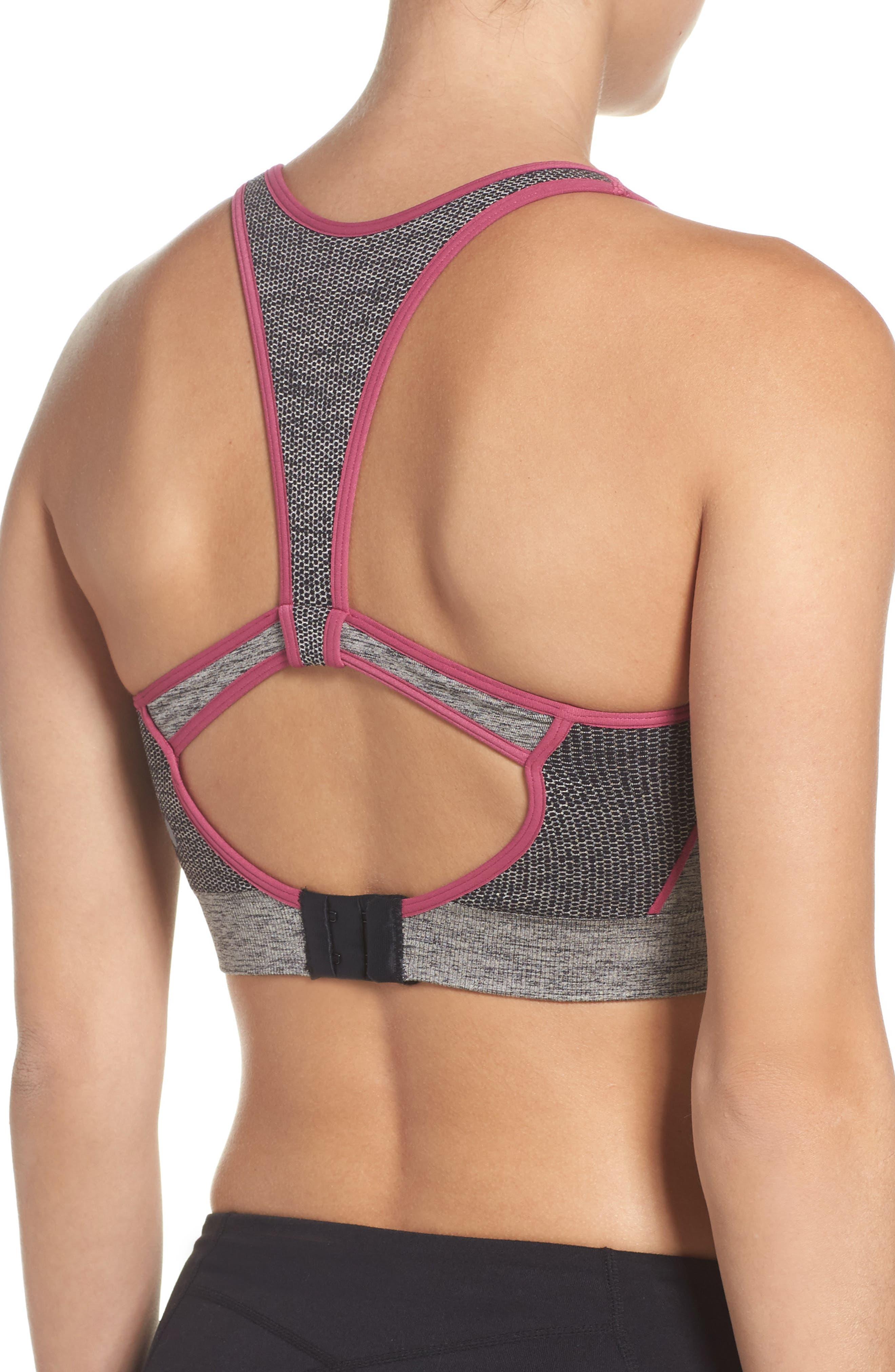 Alternate Image 1 Selected - Zella Body Spark Sports Bra (2 for $60)