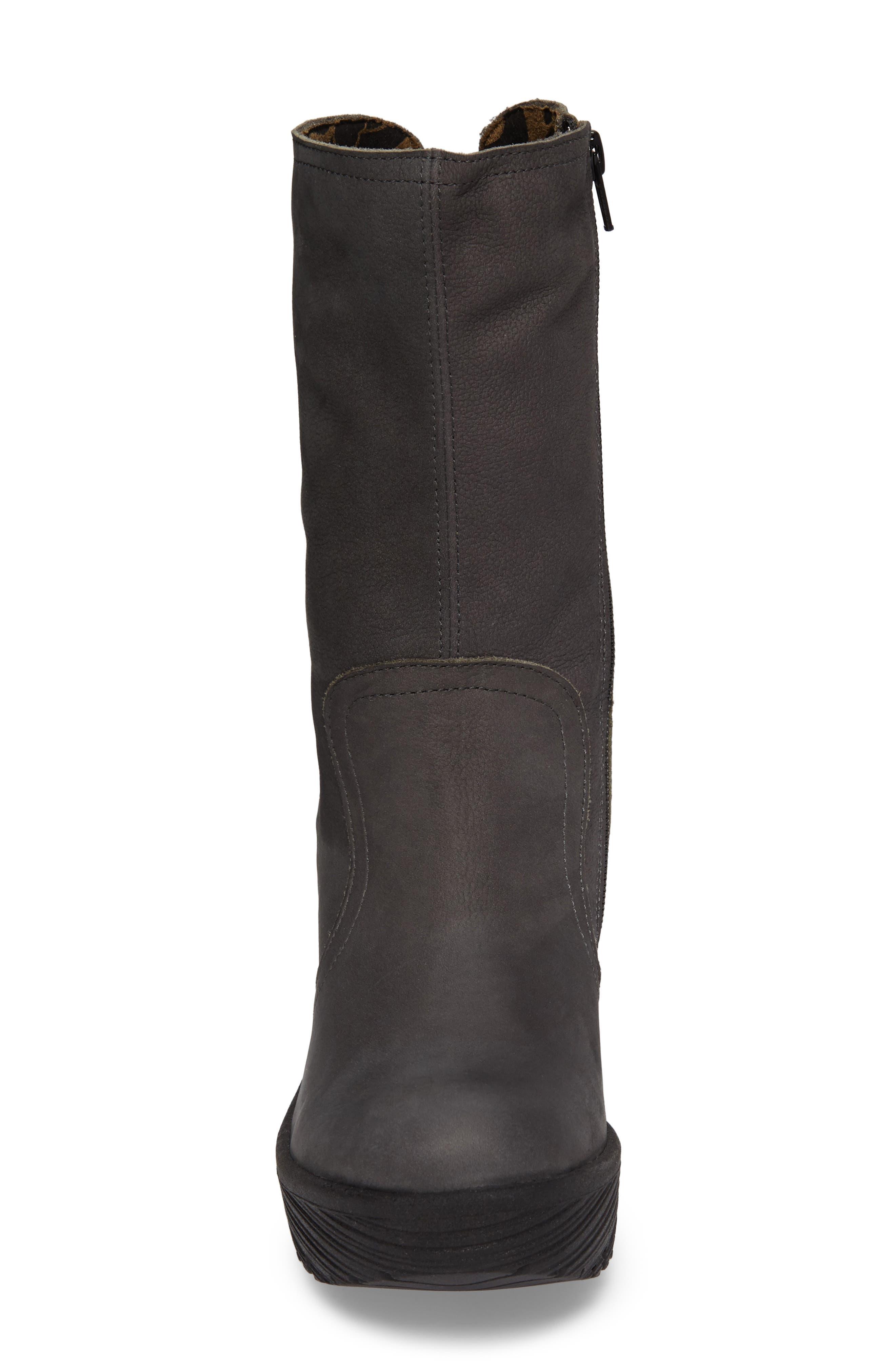 Alternate Image 4  - Fly London Yups Waterproof Gore-Tex® Wedge Boot (Women)
