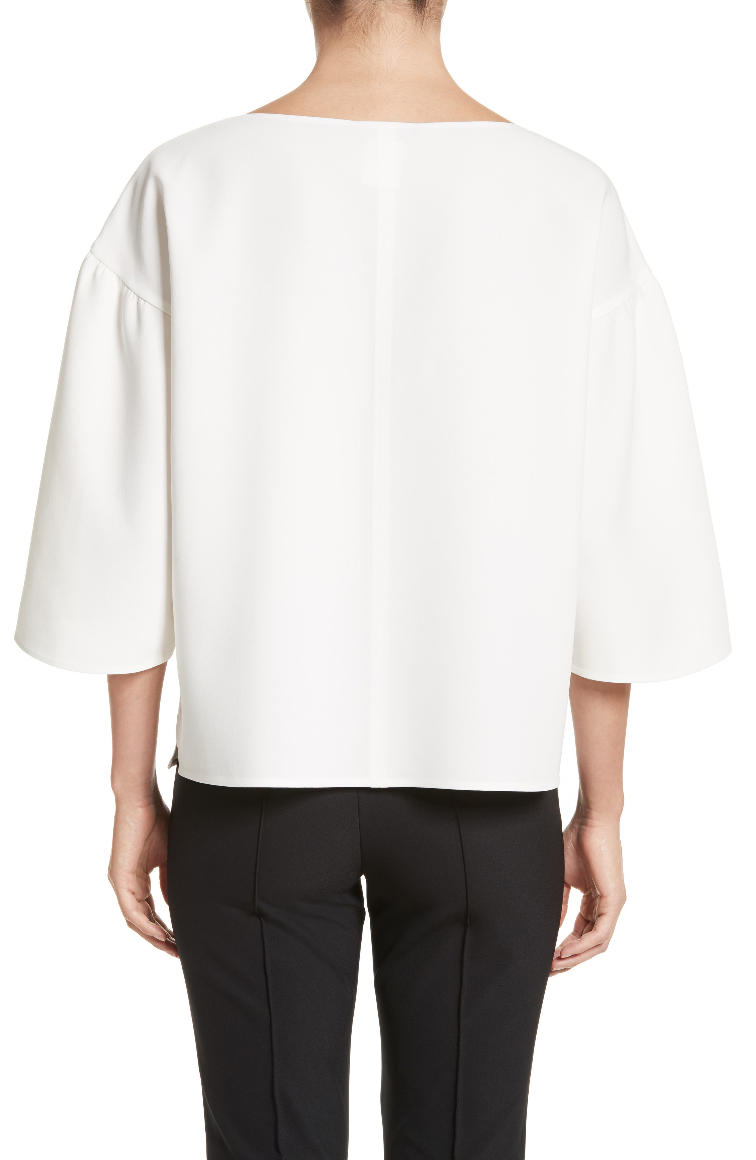 Gwendolyn Blouse,                             Alternate thumbnail 2, color,                             Cloud