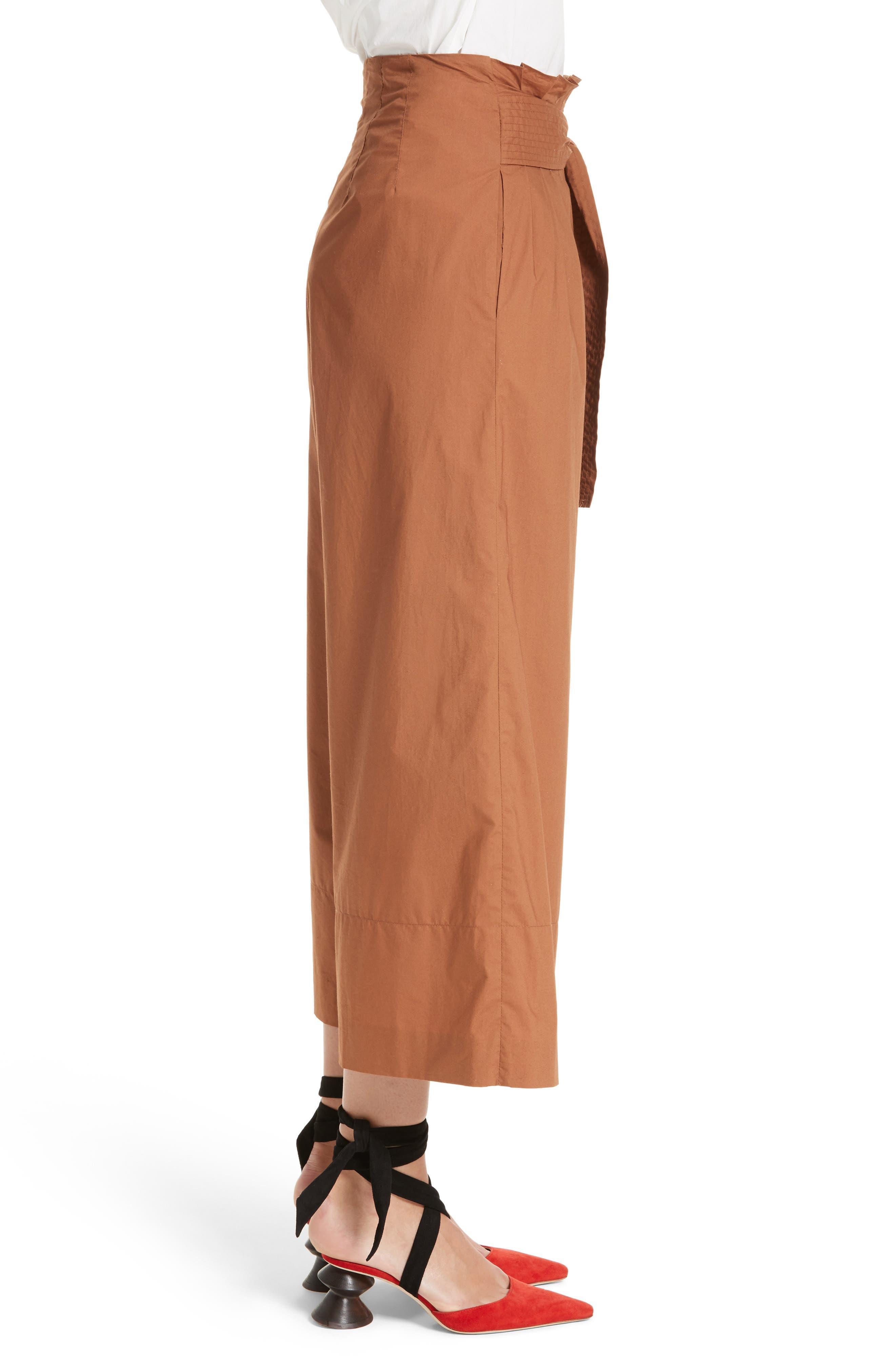 Alternate Image 3  - Rejina Pyo Wide Leg Belted Paperbag Pants