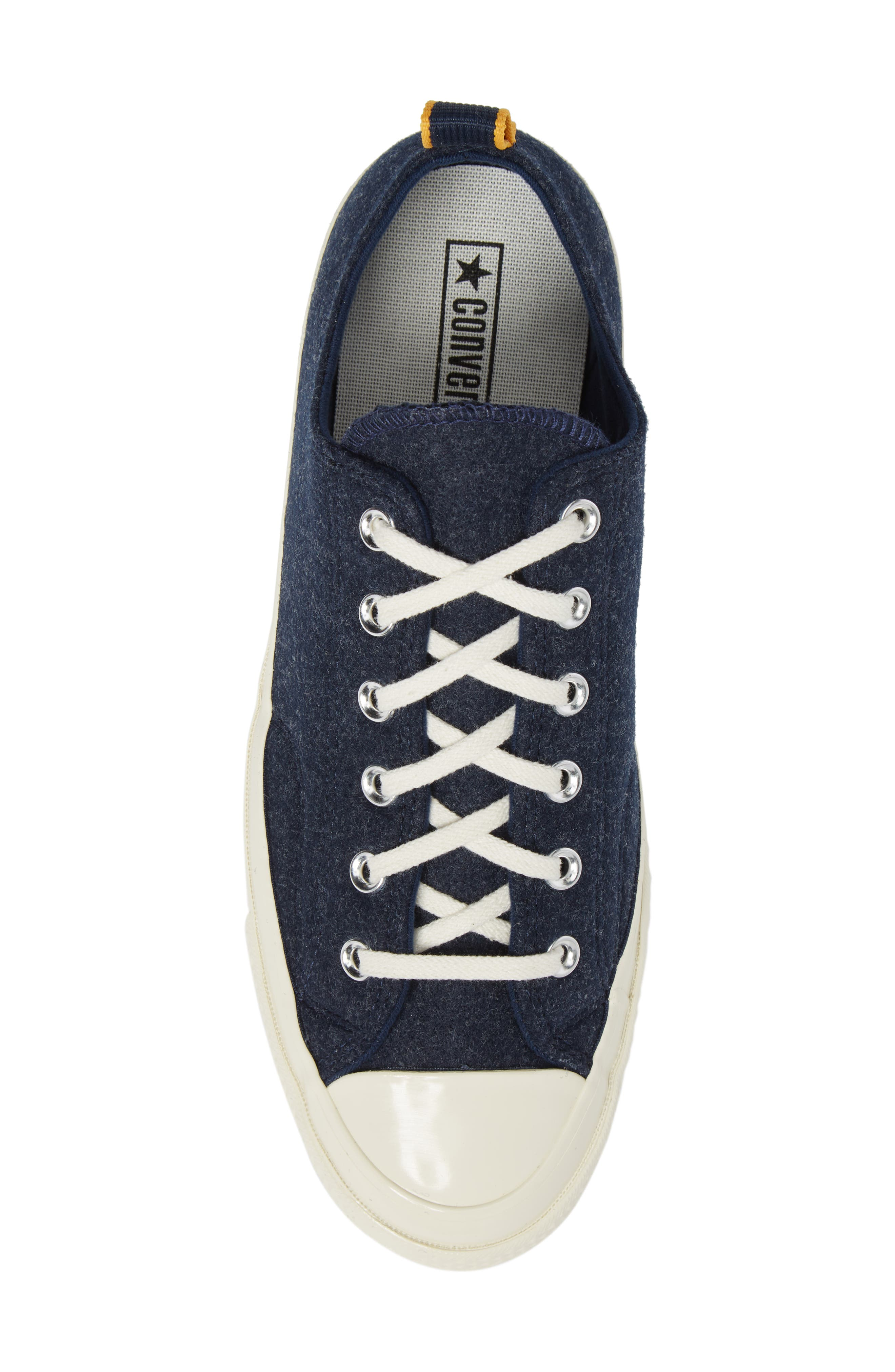 Chuck Taylor<sup>®</sup> 70 Heritage Sneaker,                             Alternate thumbnail 5, color,                             Midnight