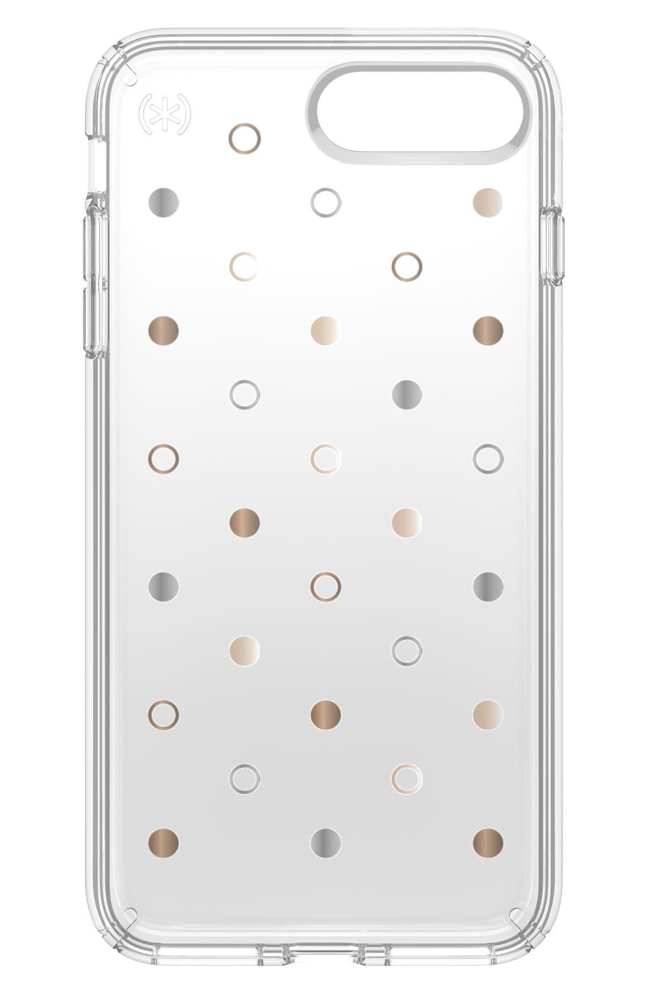 Alternate Image 1 Selected - Speck Presidio Clear iPhone 6/6s/7/8 Case
