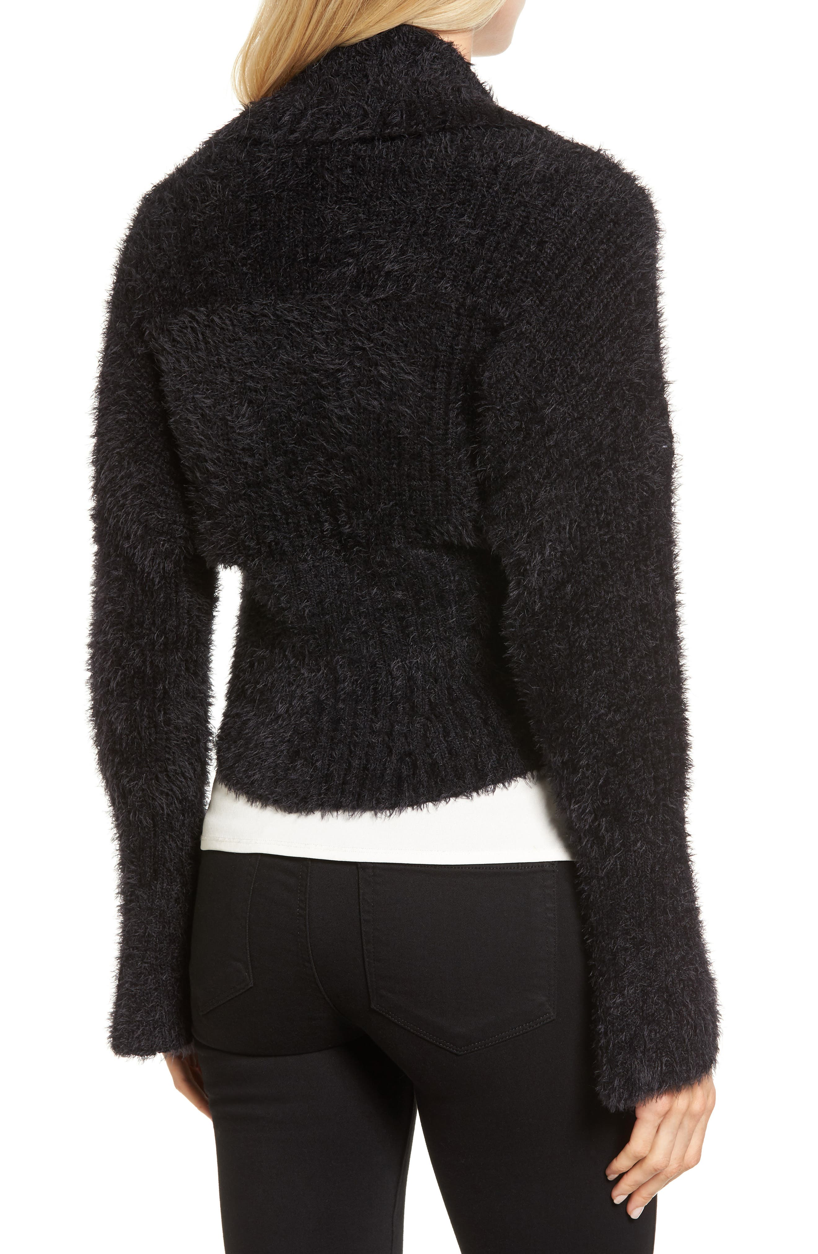 Alternate Image 2  - NIC+ZOE Glacier Cardigan (Regular & Petite)