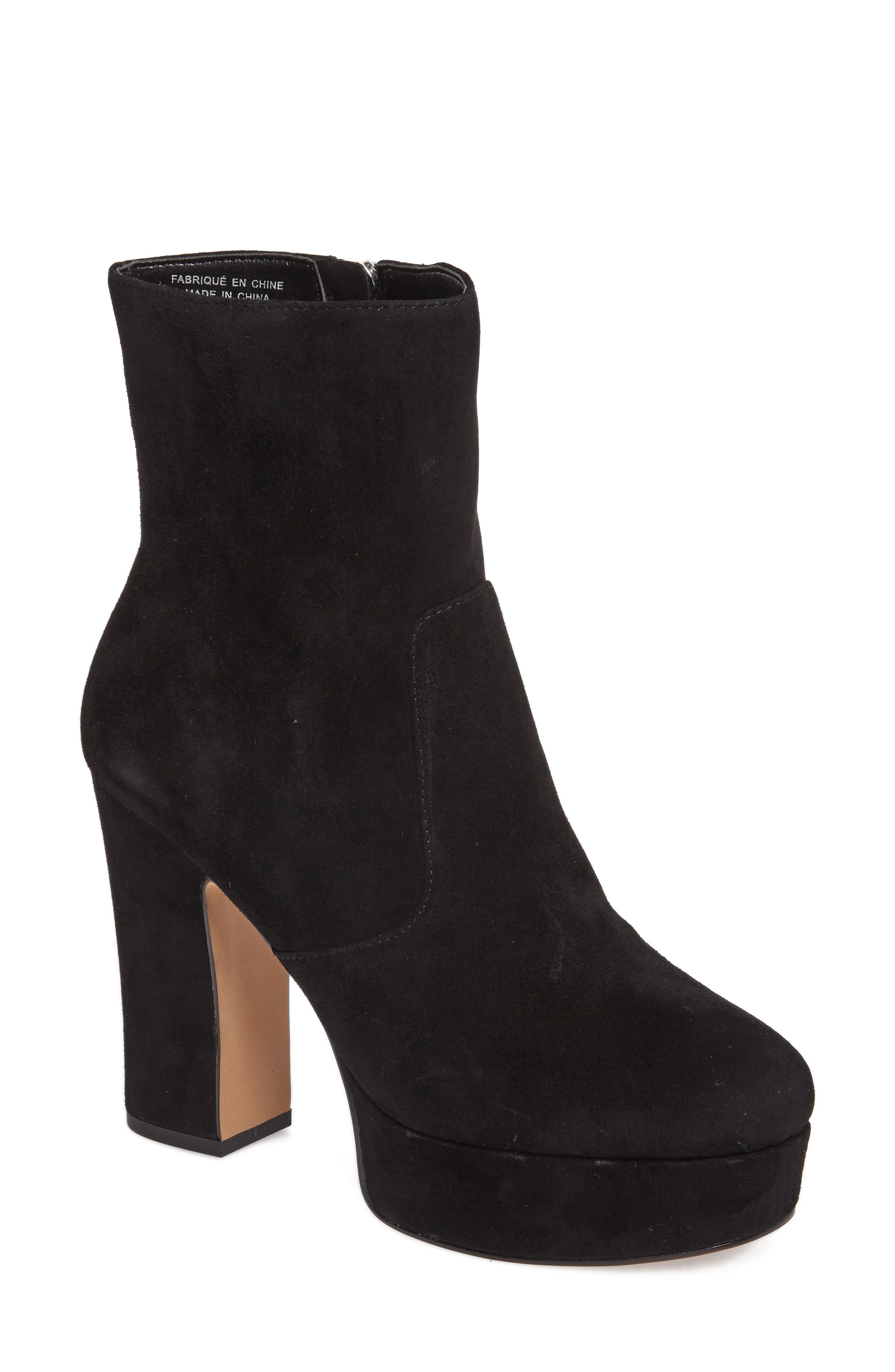 Alternate Image 1 Selected - Avec Les Filles Lianna Platform Bootie (Women)