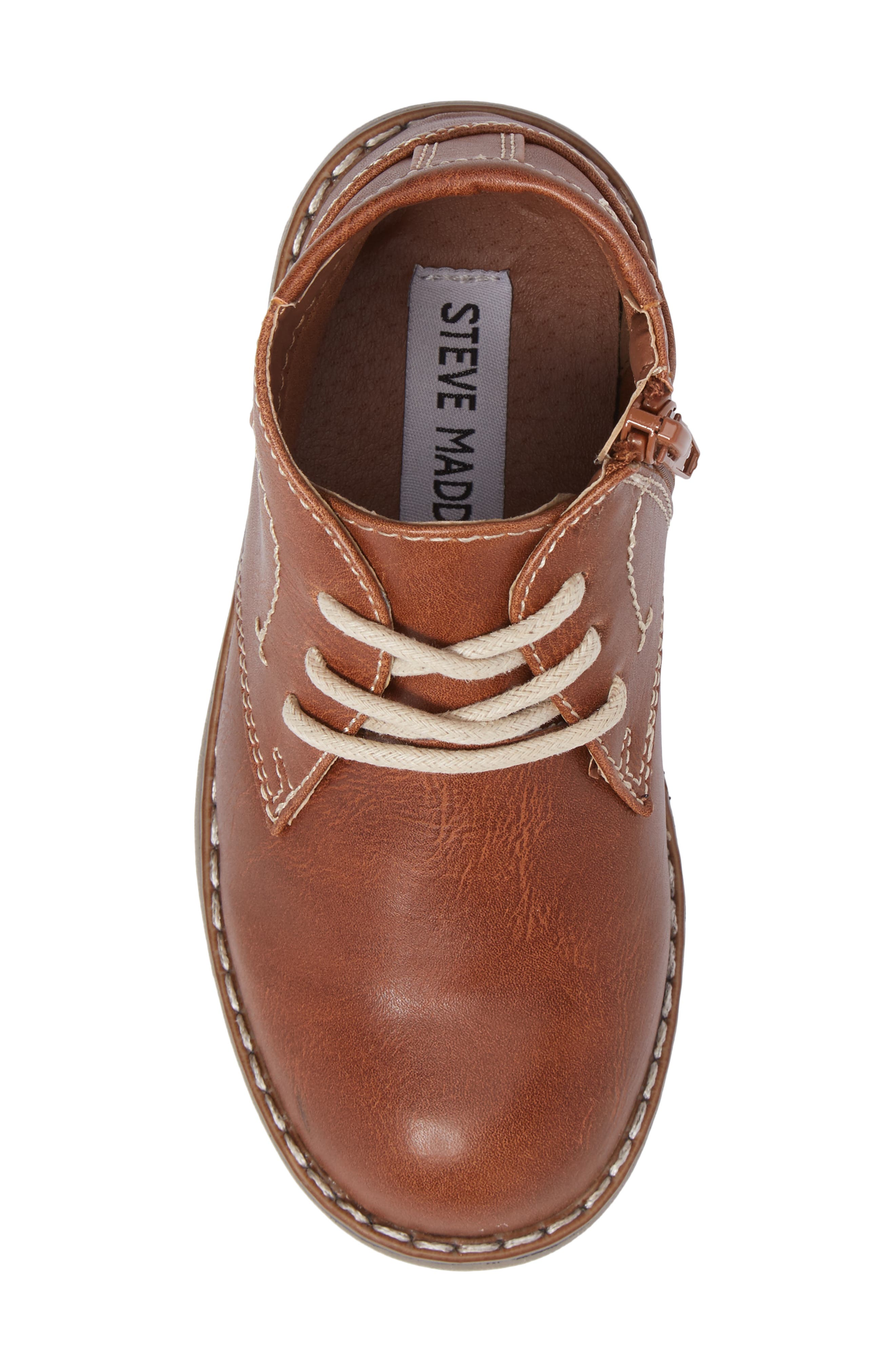 Chukka Boot,                             Alternate thumbnail 5, color,                             Cognac