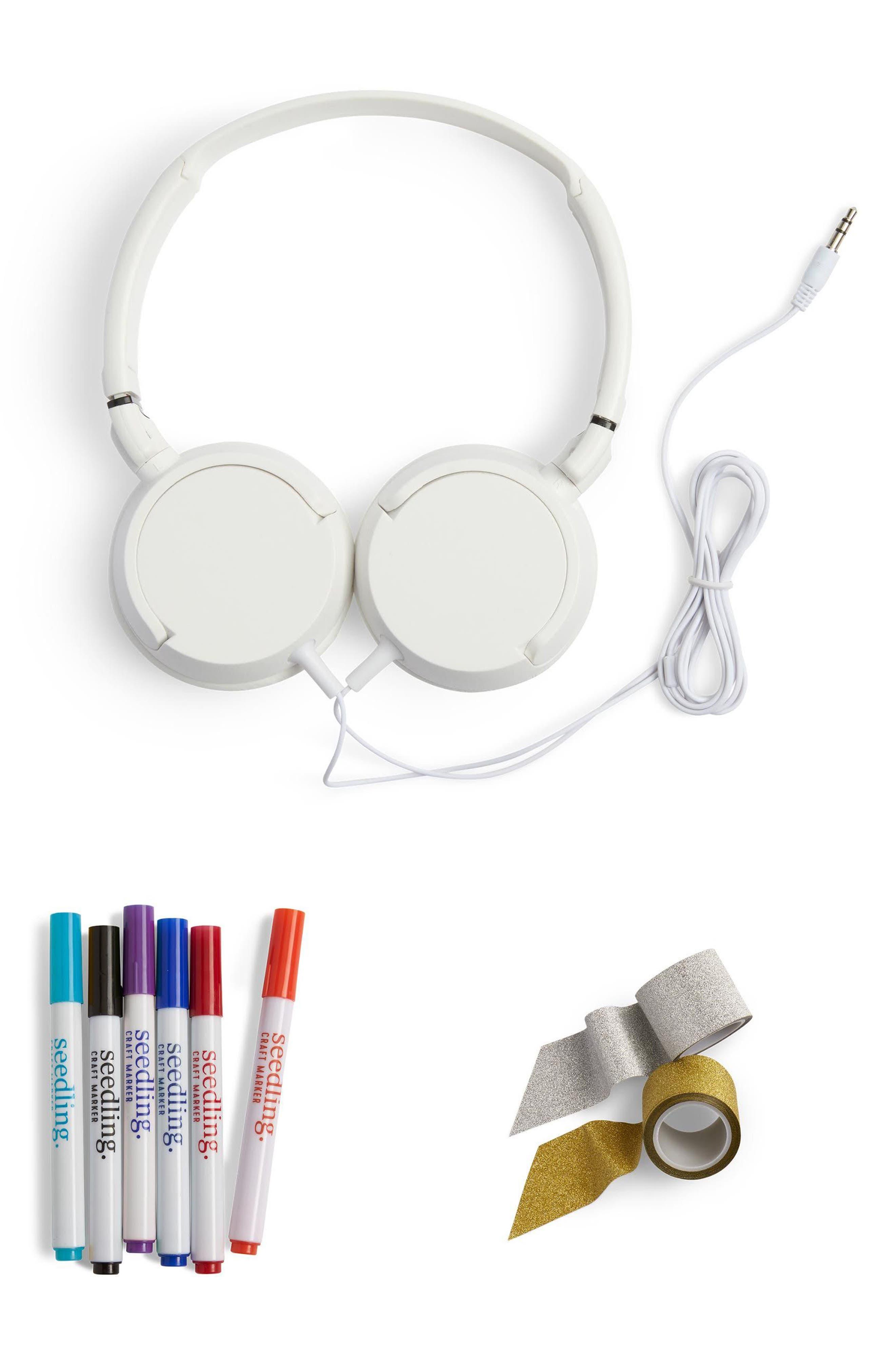 seedling Design Your Own Headphones Kit