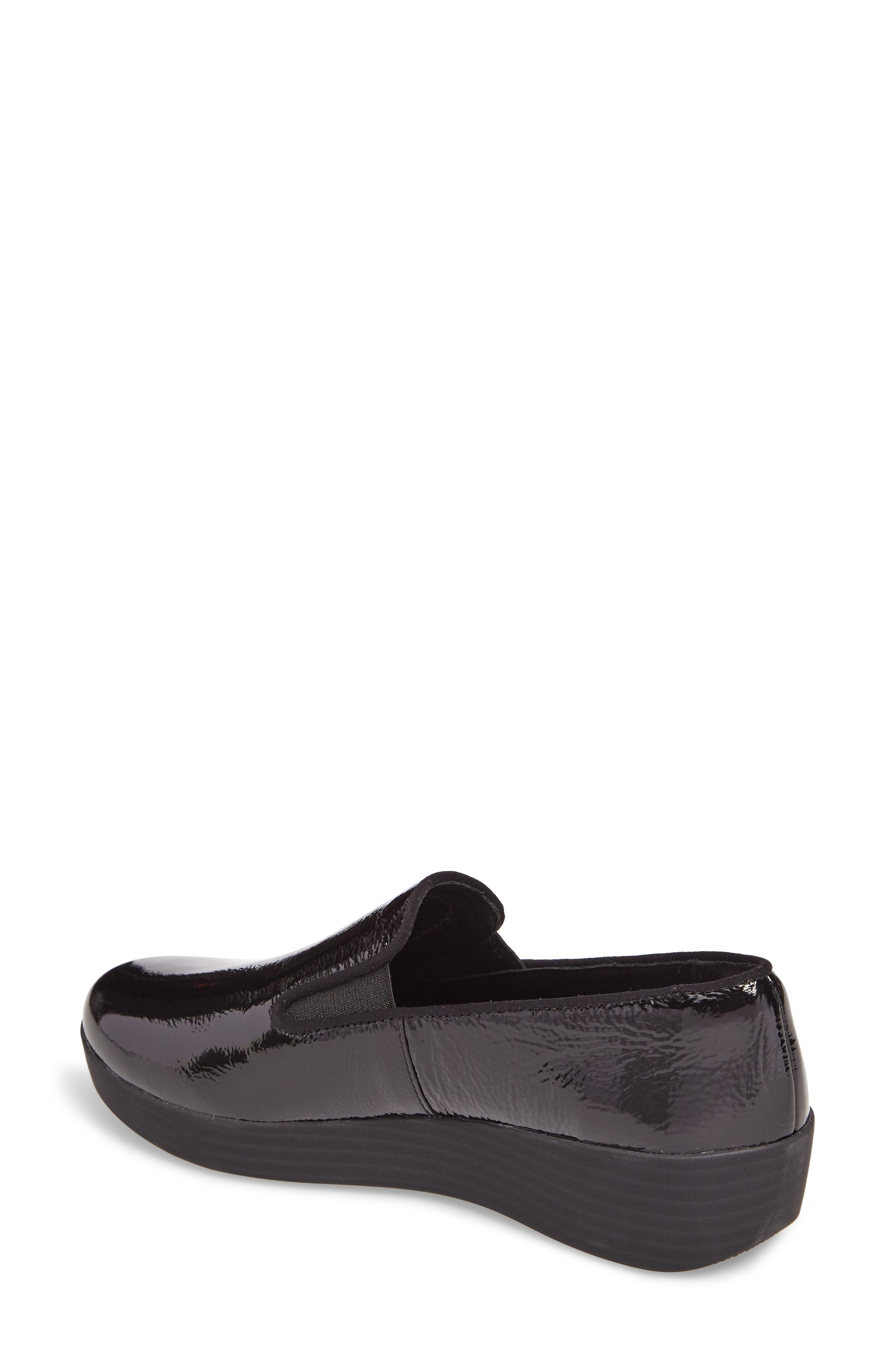 SuperSkate<sup>™</sup> Loafer,                             Alternate thumbnail 2, color,                             Black