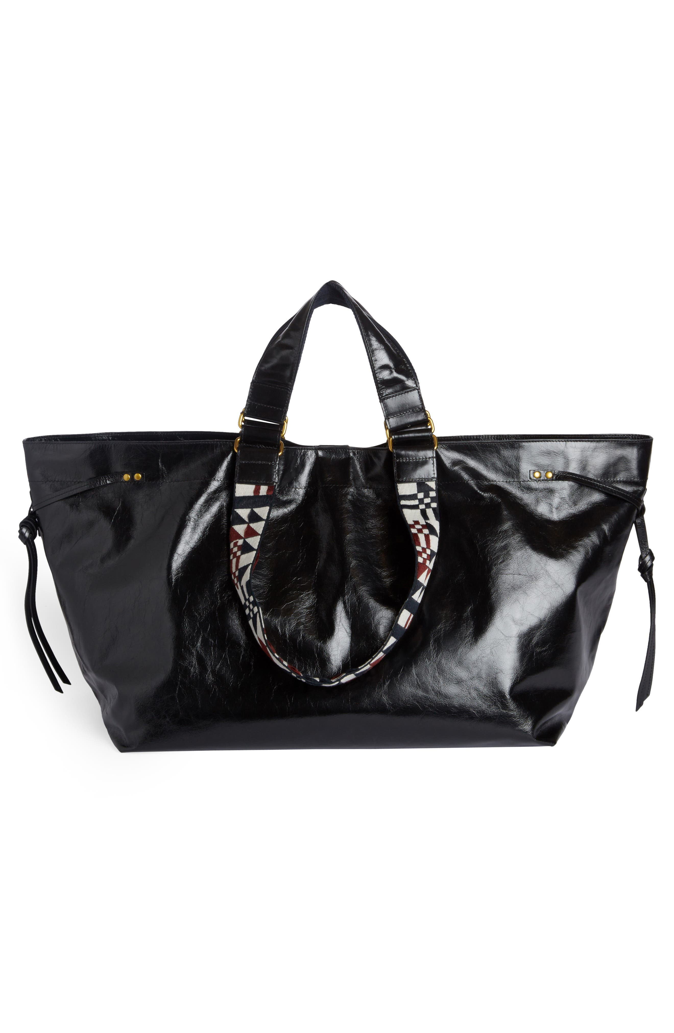 Alternate Image 2  - Isabel Marant Small Bagya Leather Tote