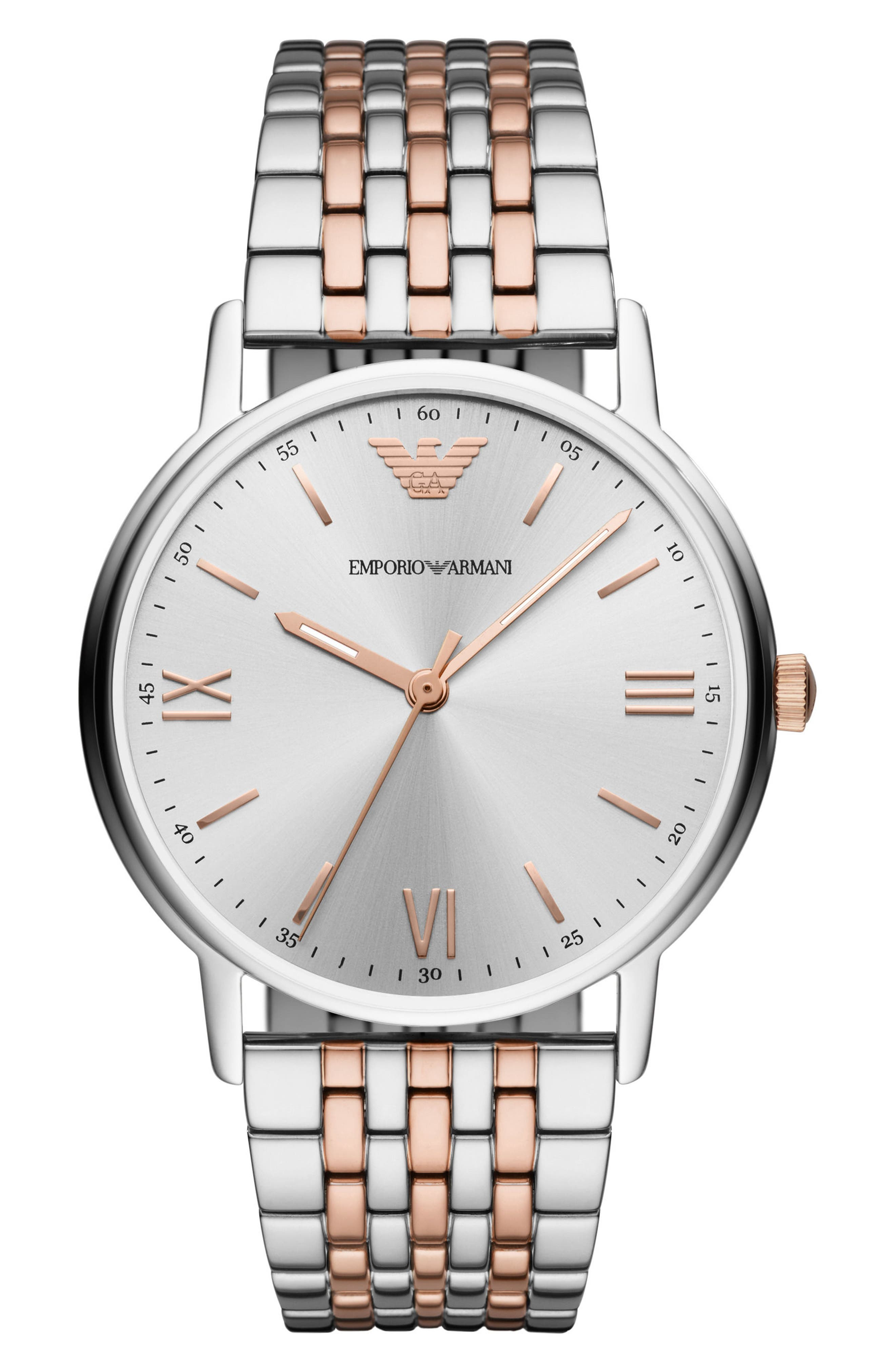 Emporio Armani Round Bracelet Watch, 41mm