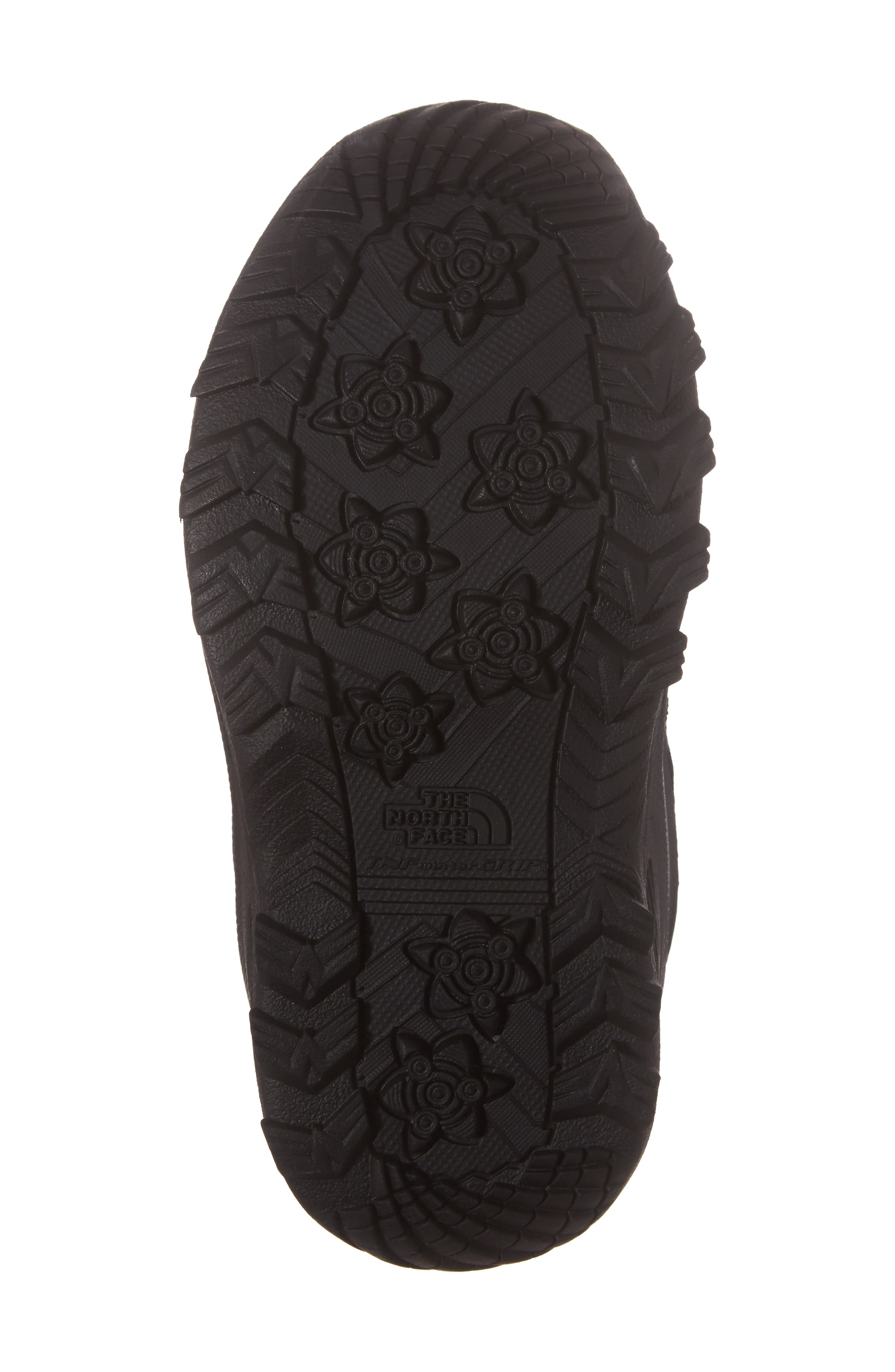 Alternate Image 6  - The North Face Shellista Lace III Faux Fur Waterproof Boot (Toddler, Little Kid & Big Kid)