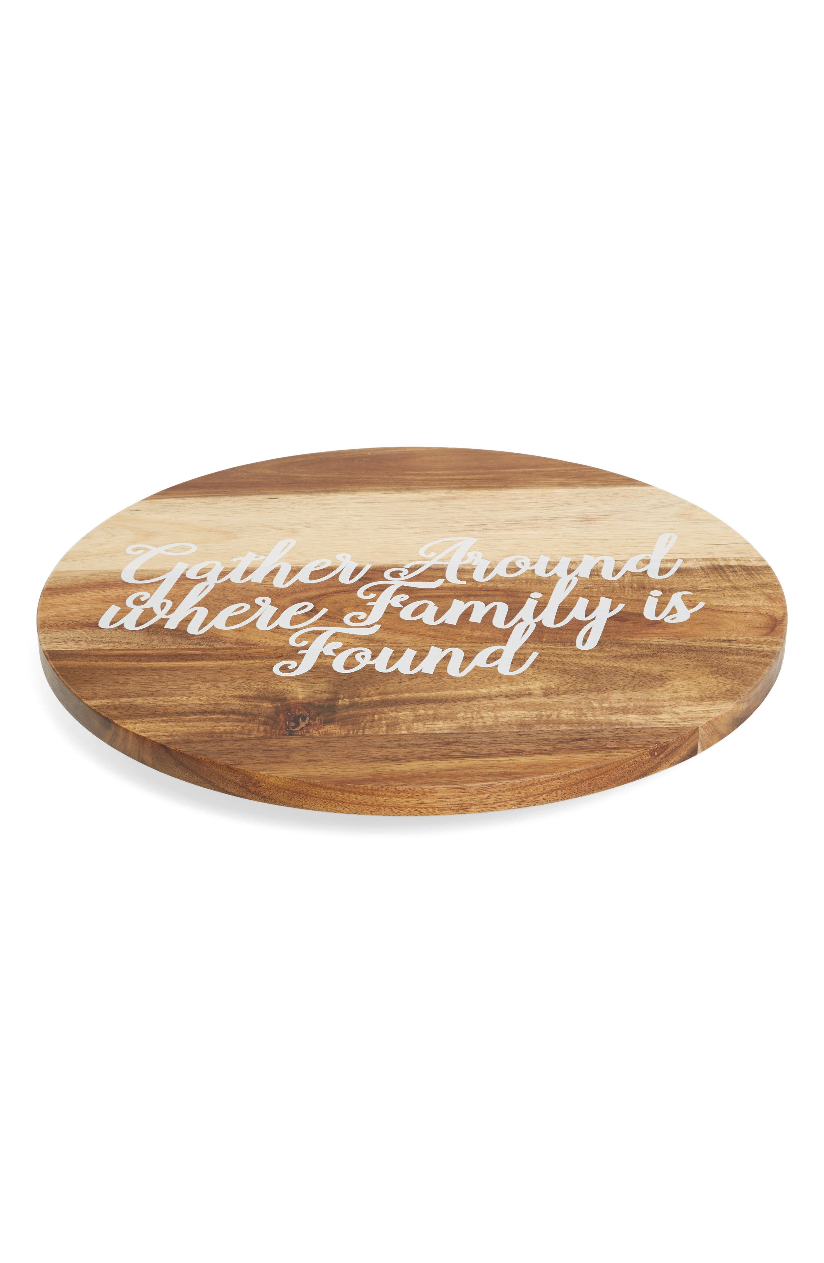 Main Image - Nordstrom at Home Gather Around Lazy Susan