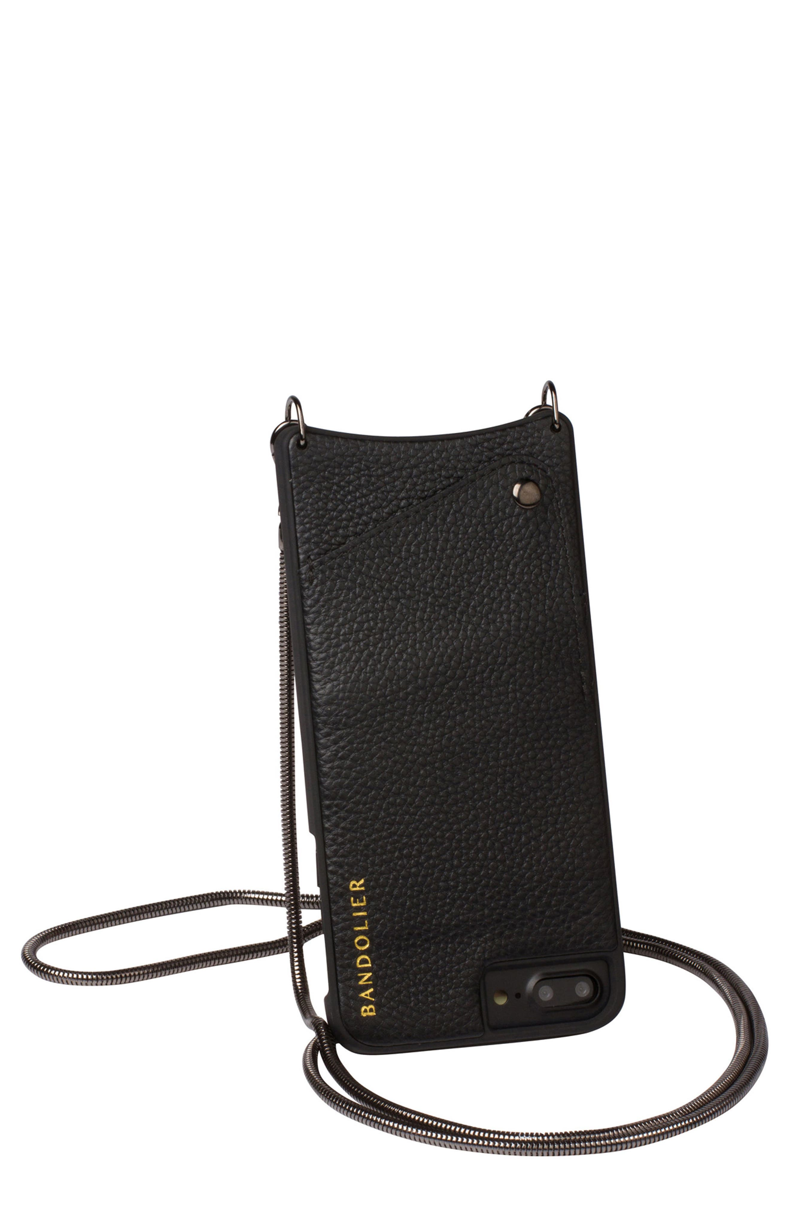 Bandolier Belinda iPhone 6/6s/7/8 & 6/6s/7/8 Plus Crossbody Case