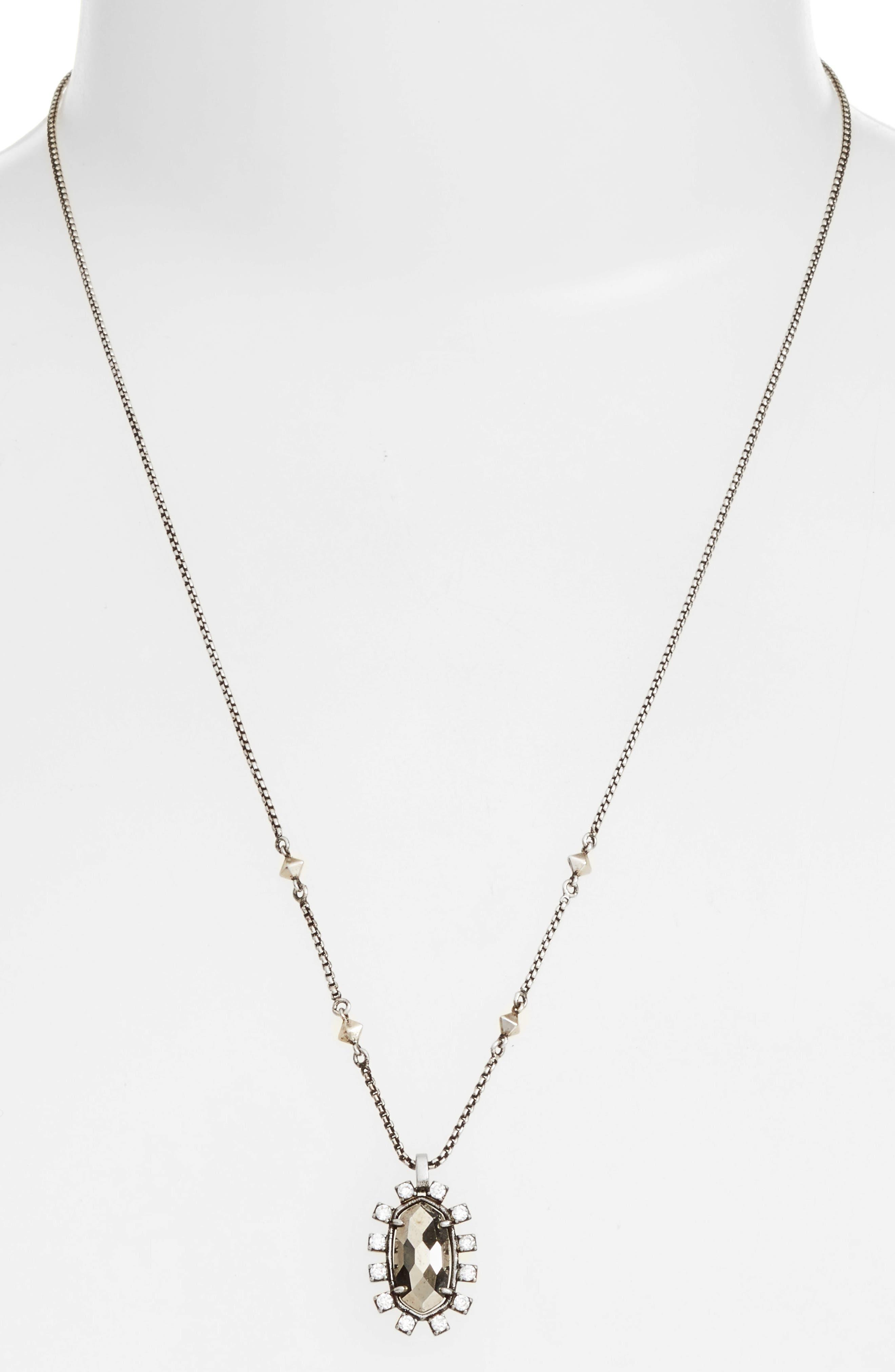 Kendra Scott Convertible Pendant Necklace