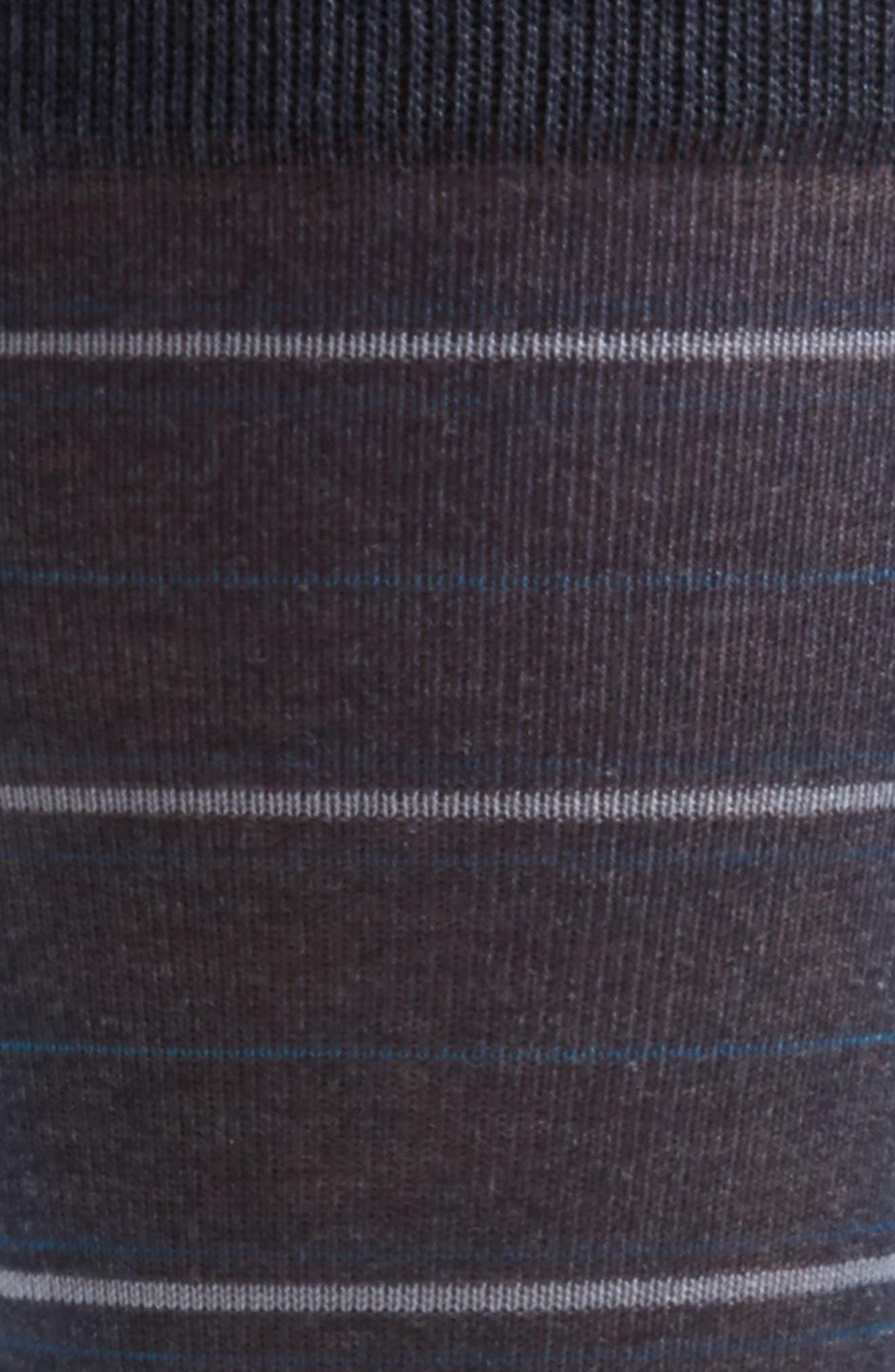 Interlines Socks,                             Alternate thumbnail 2, color,                             Blue Denim