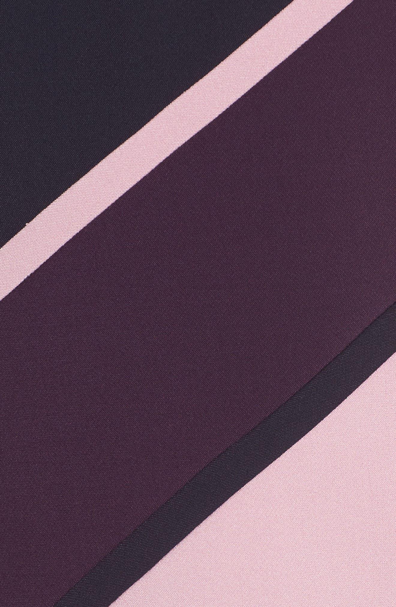 Alternate Image 5  - BOSS Dukatia Colorblock Sheath Dress