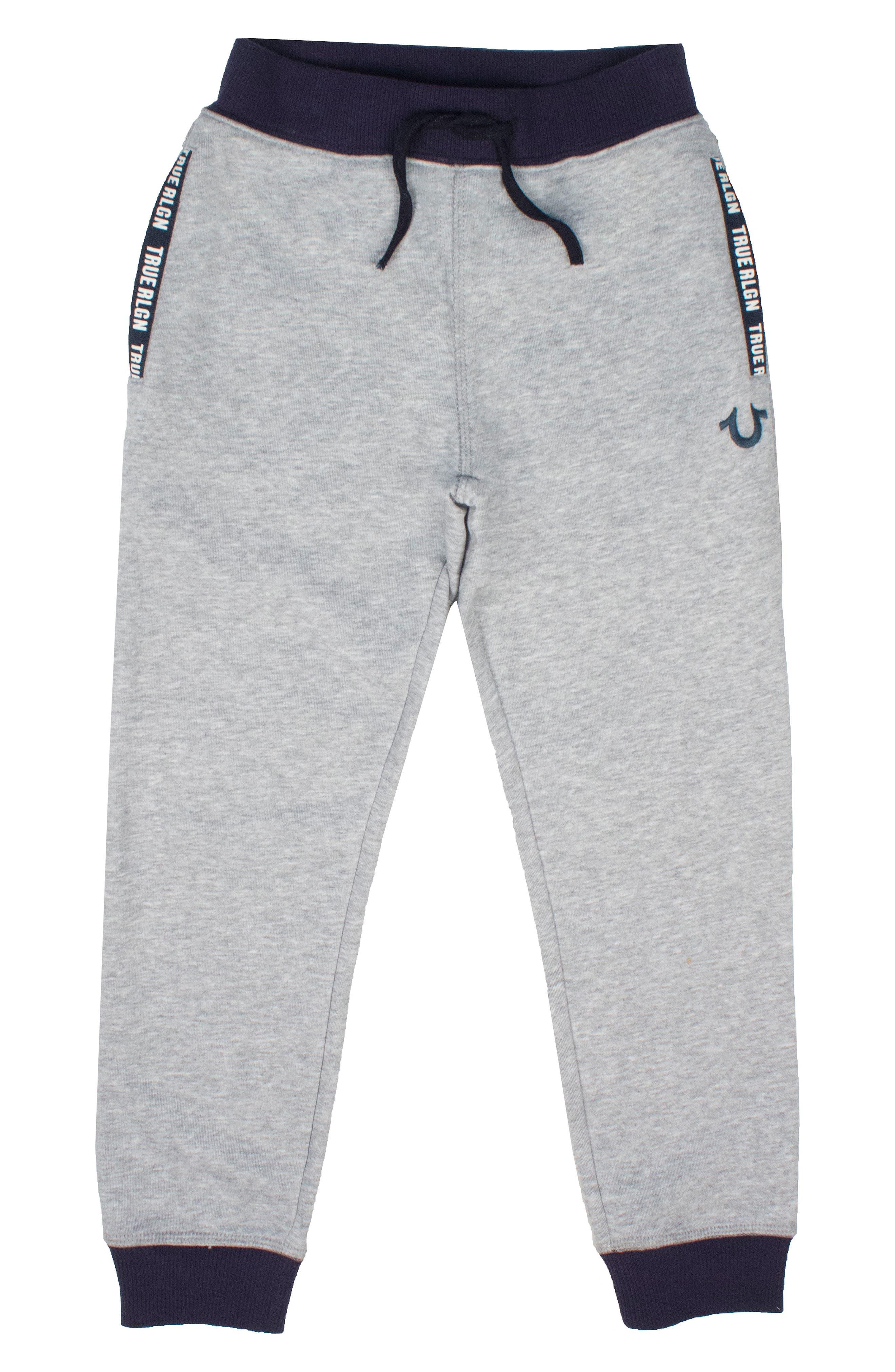 Main Image - True Religion Brand Jeans Tape Sweatpants (Big Boys)
