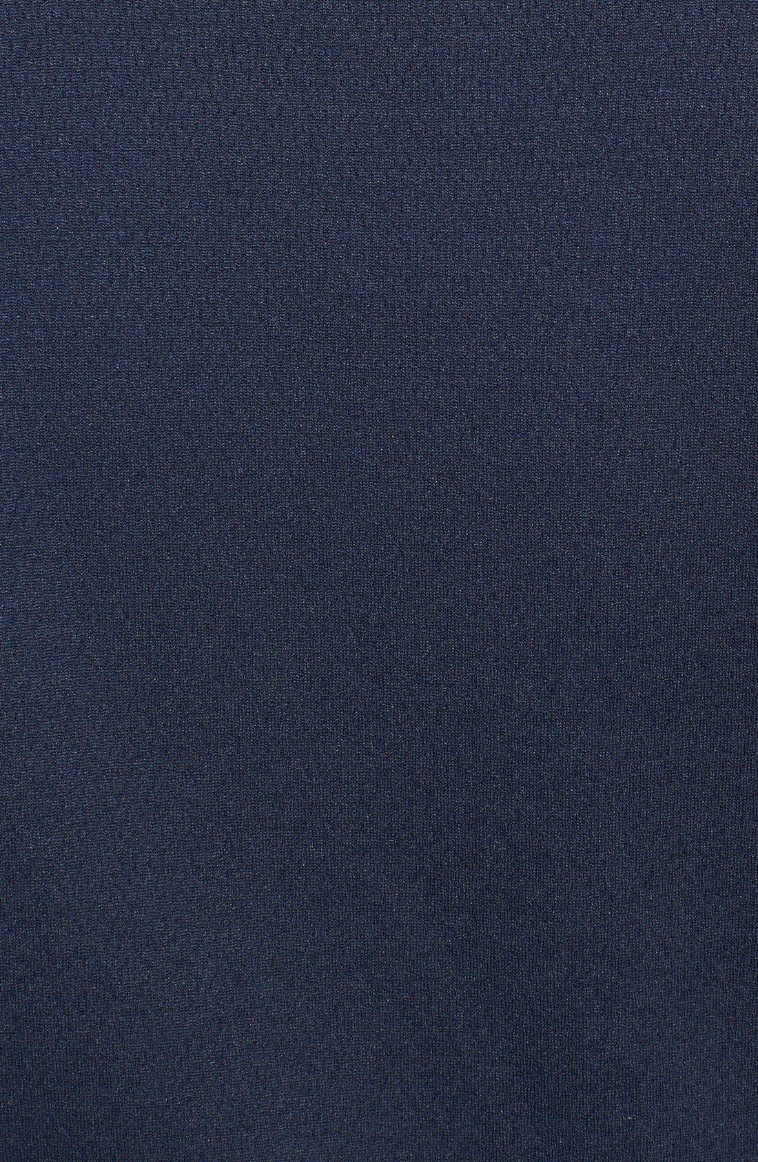 Alternate Image 3  - Cutter & Buck New York Giants - Edge DryTec Moisture Wicking Half Zip Pullover