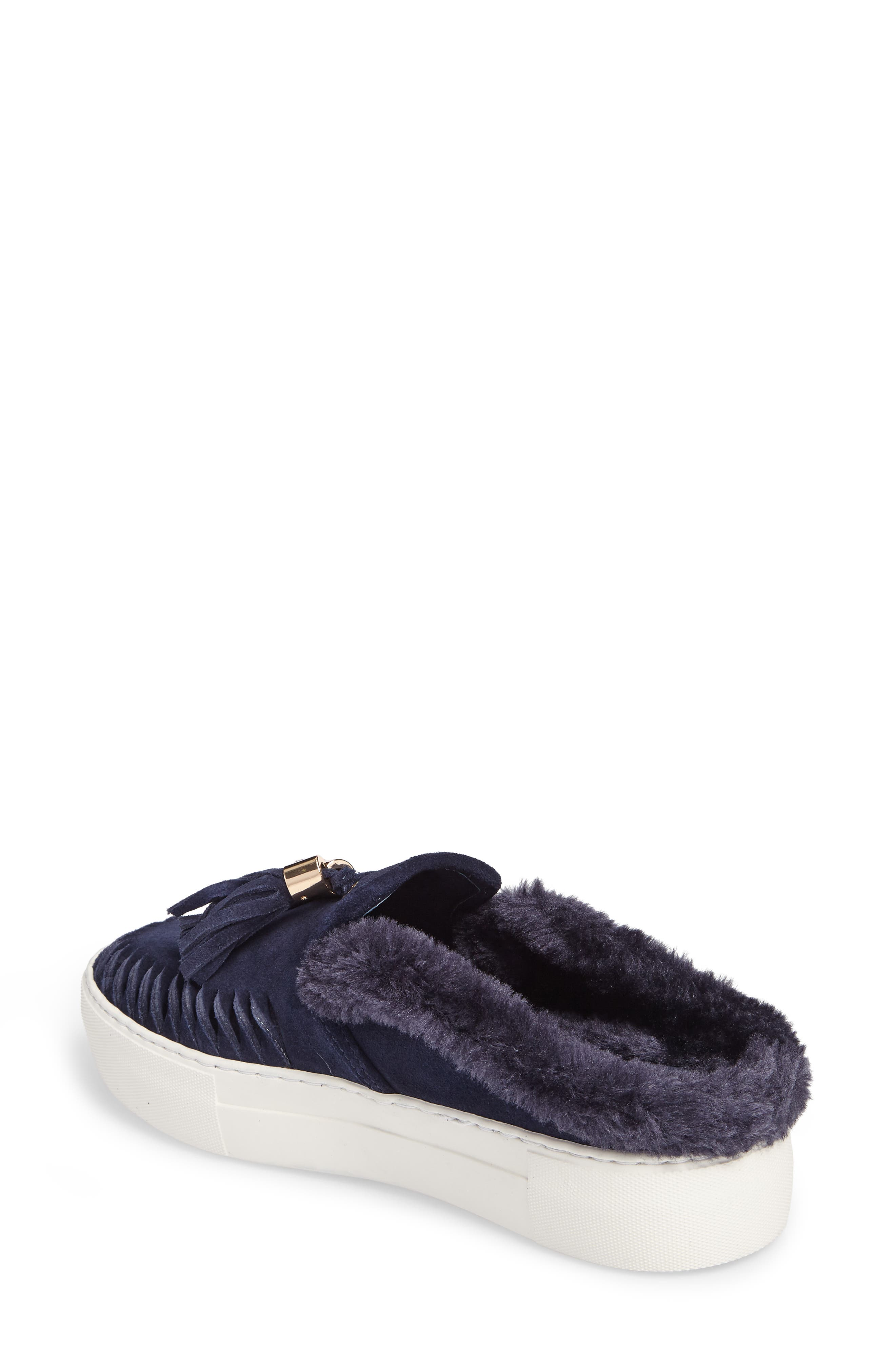 Alternate Image 2  - JSlides Azul Tassel Slip-On Sneaker (Women)