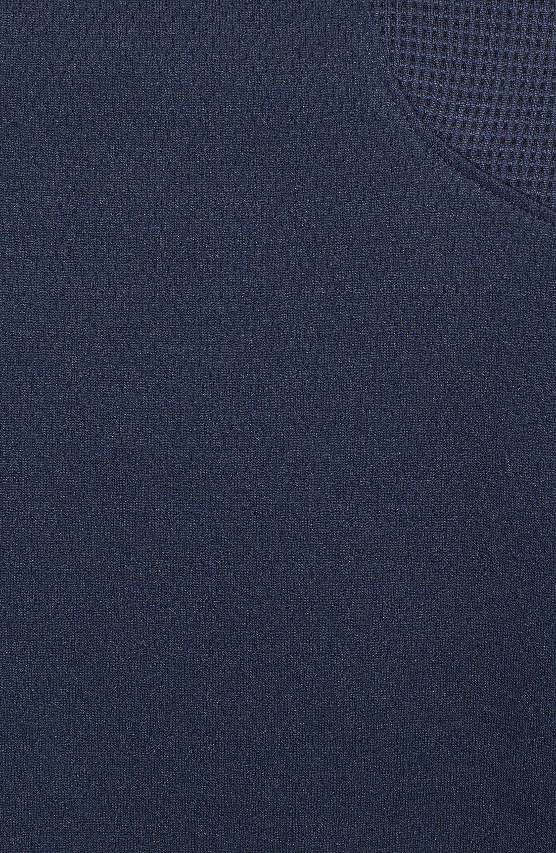 Alternate Image 3  - Cutter & Buck Seattle Seahawks - Edge DryTec Moisture Wicking Half Zip Pullover