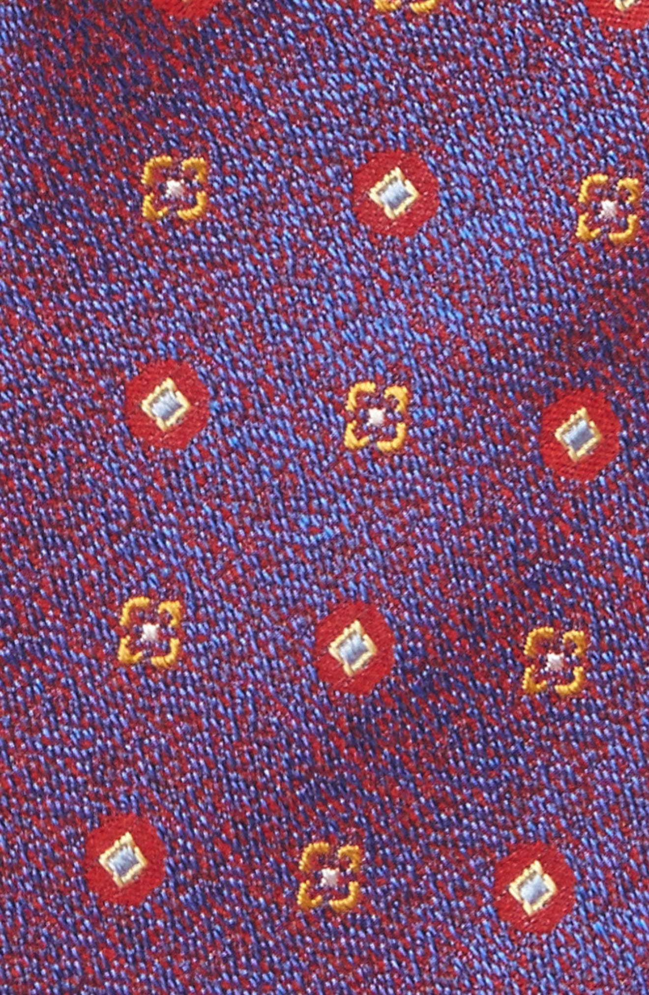 Alternate Image 2  - Michael Kors Medallion Silk Tie (Big Boys)